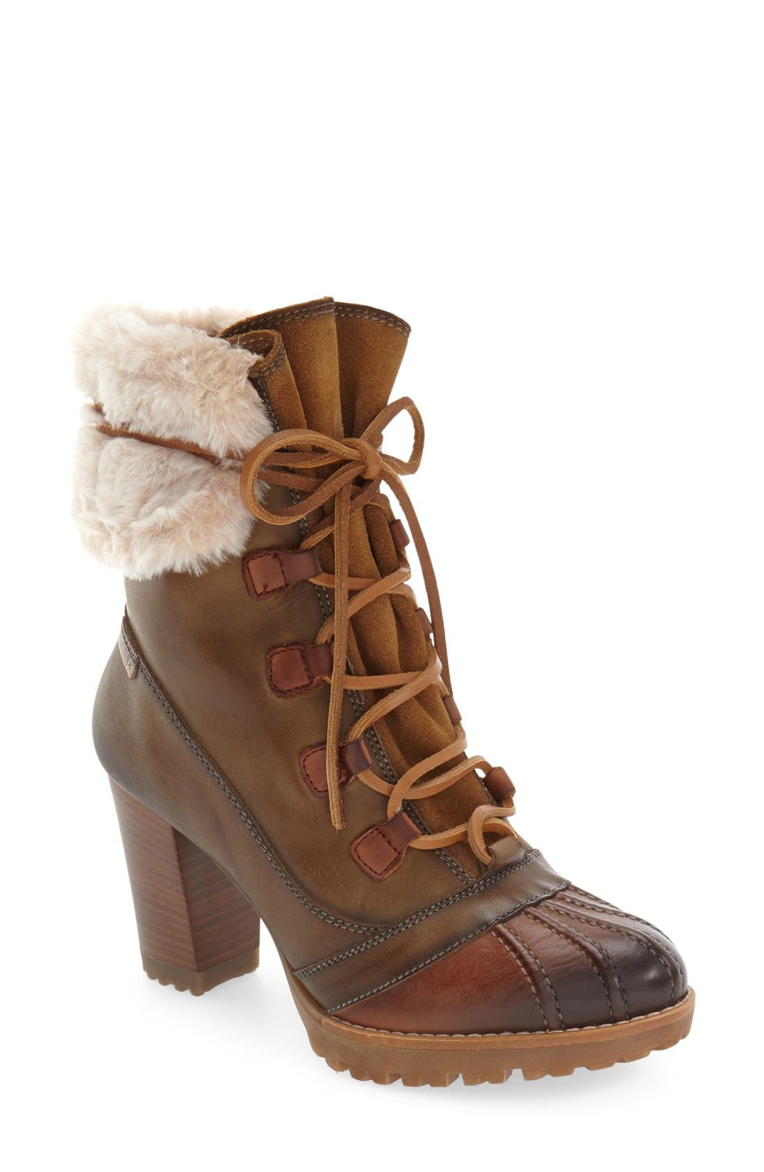 'Connelly' Lace-Up Boot,                             Main thumbnail 1, color,                             205