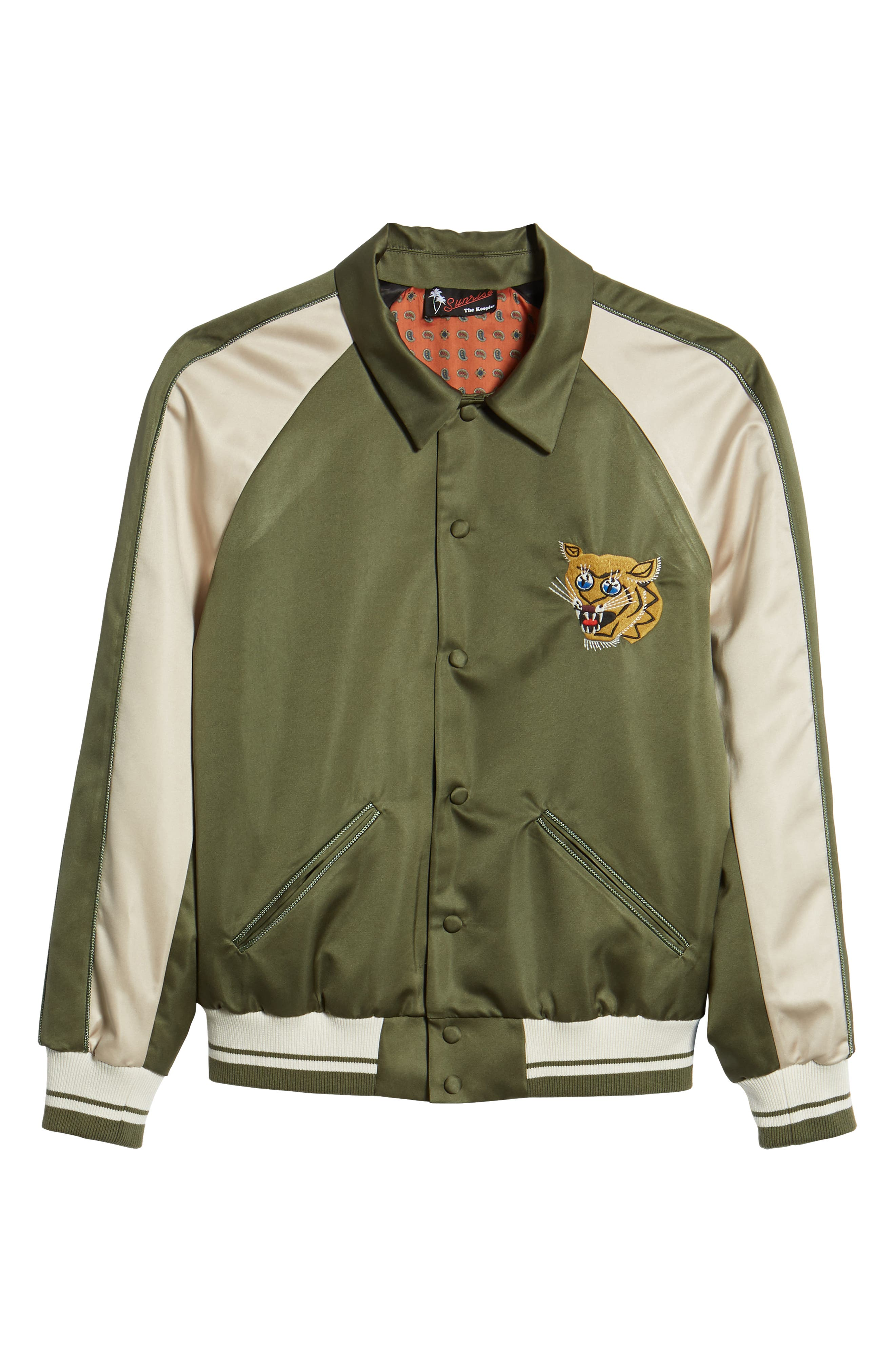 Standard Bomber Jacket,                             Alternate thumbnail 6, color,                             300