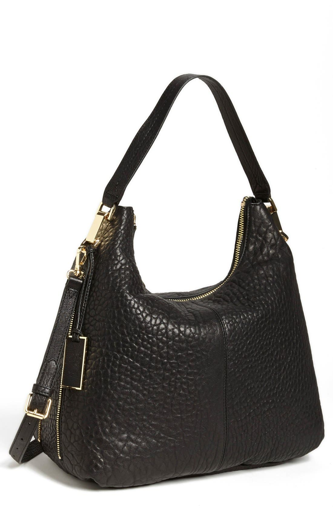 VINCE CAMUTO,                             'Riley' Hobo,                             Main thumbnail 1, color,                             001