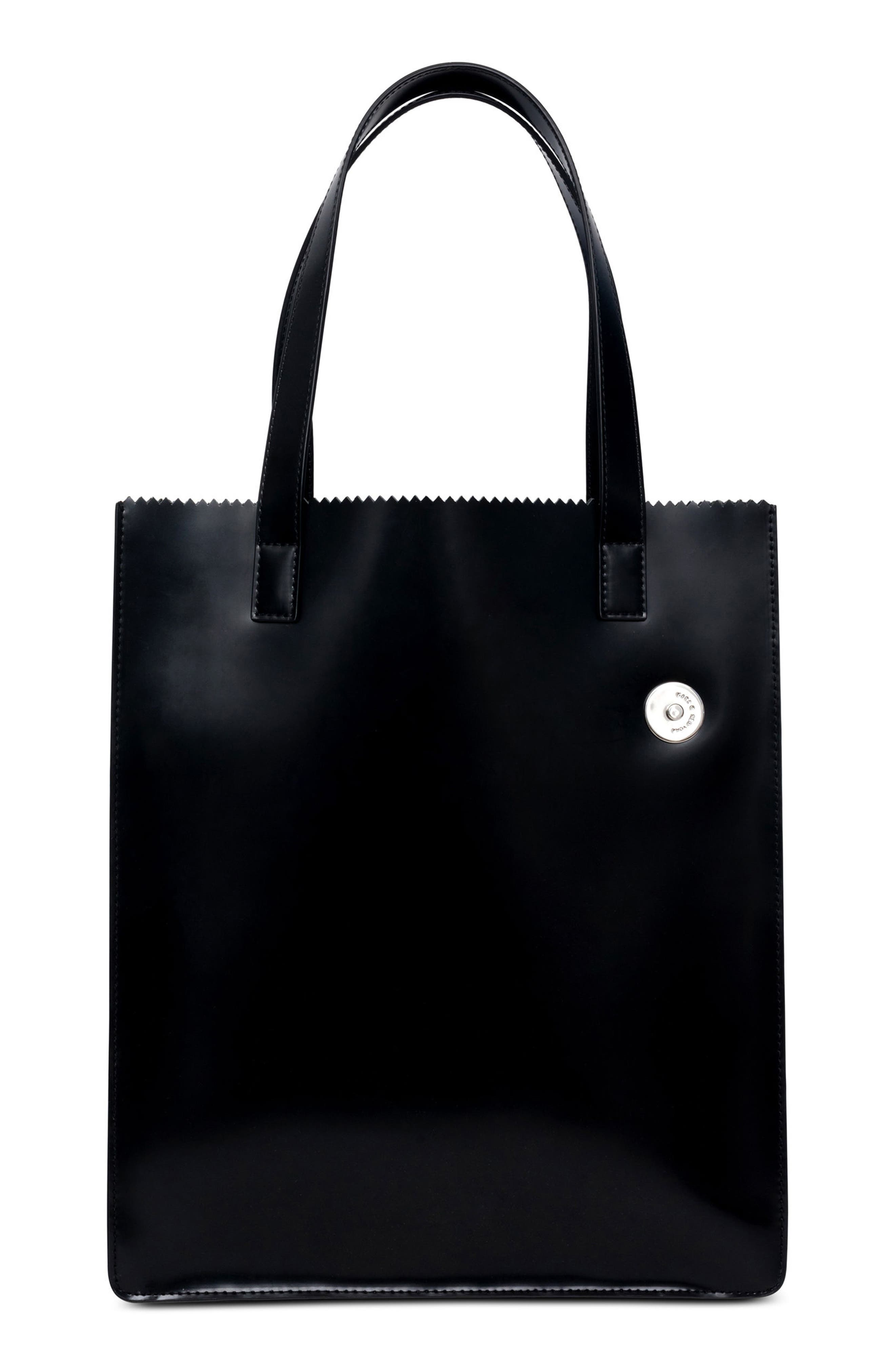 Multi Pinch Tote,                             Main thumbnail 1, color,                             VOID BLACK