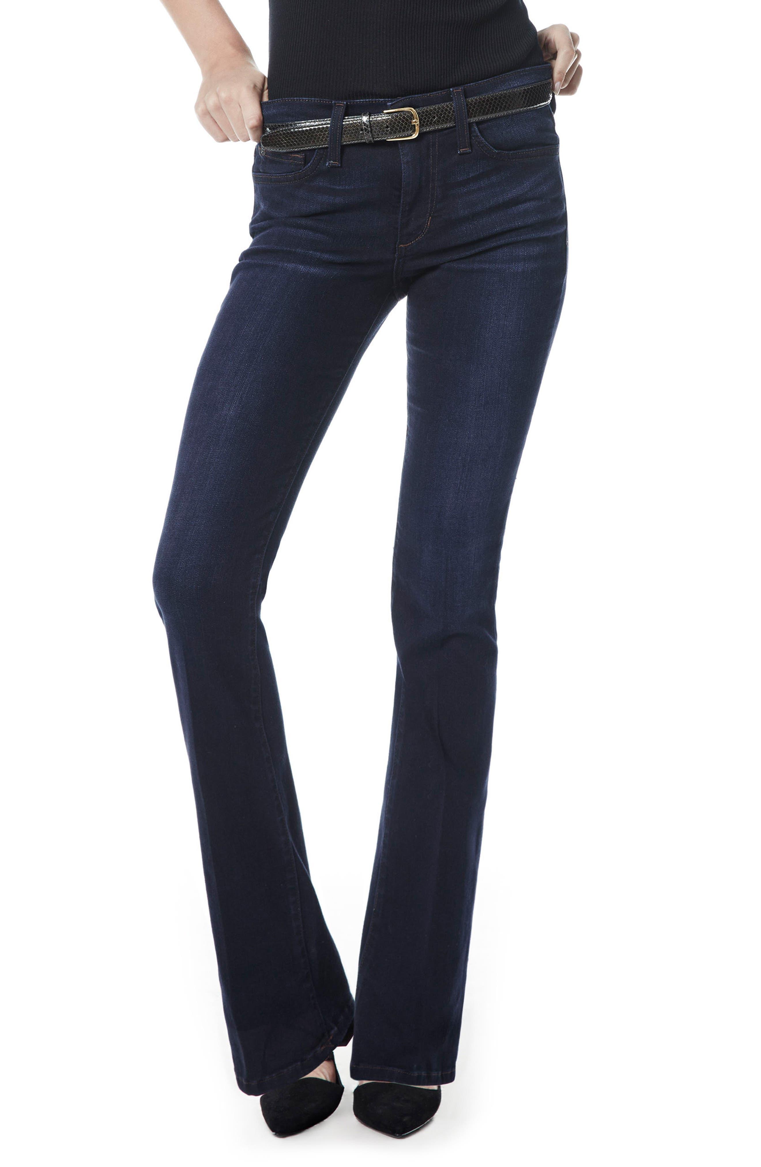 JOE'S 'Provocateur' Bootcut Jeans, Main, color, 400