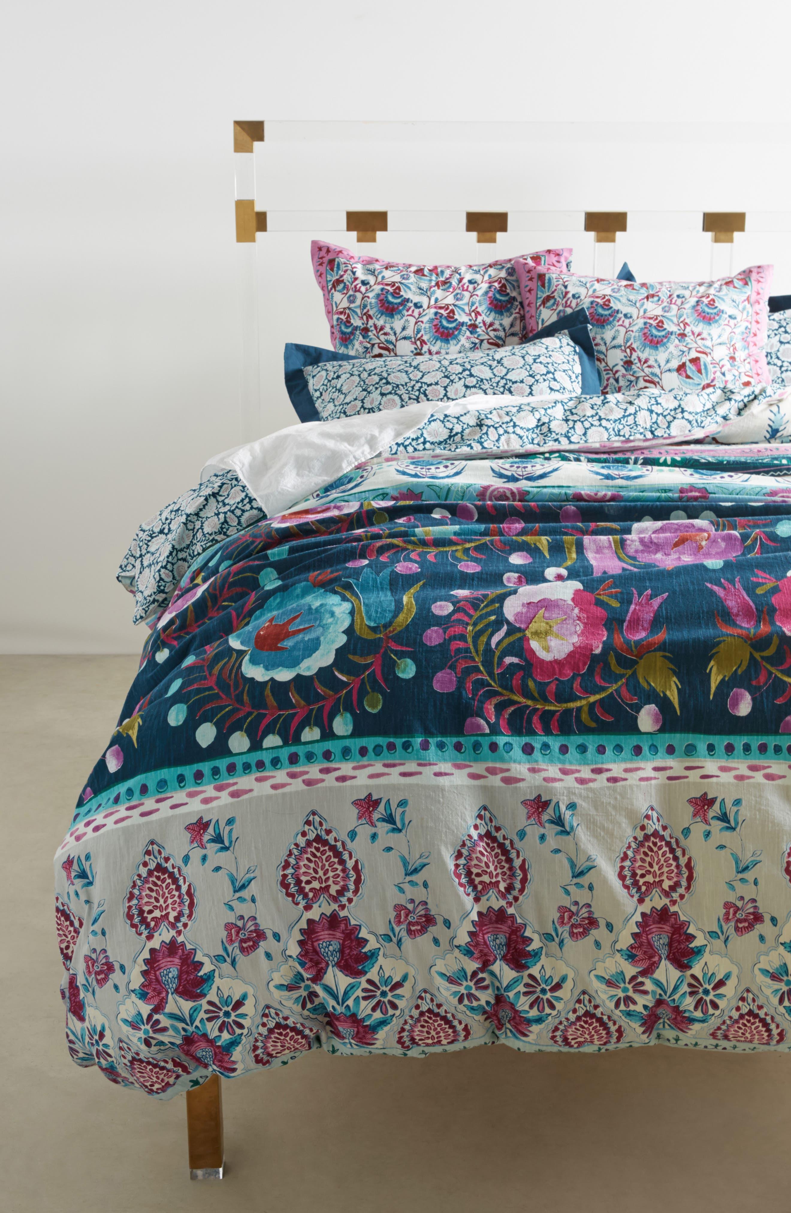 Meze Duvet Cover,                         Main,                         color, 400