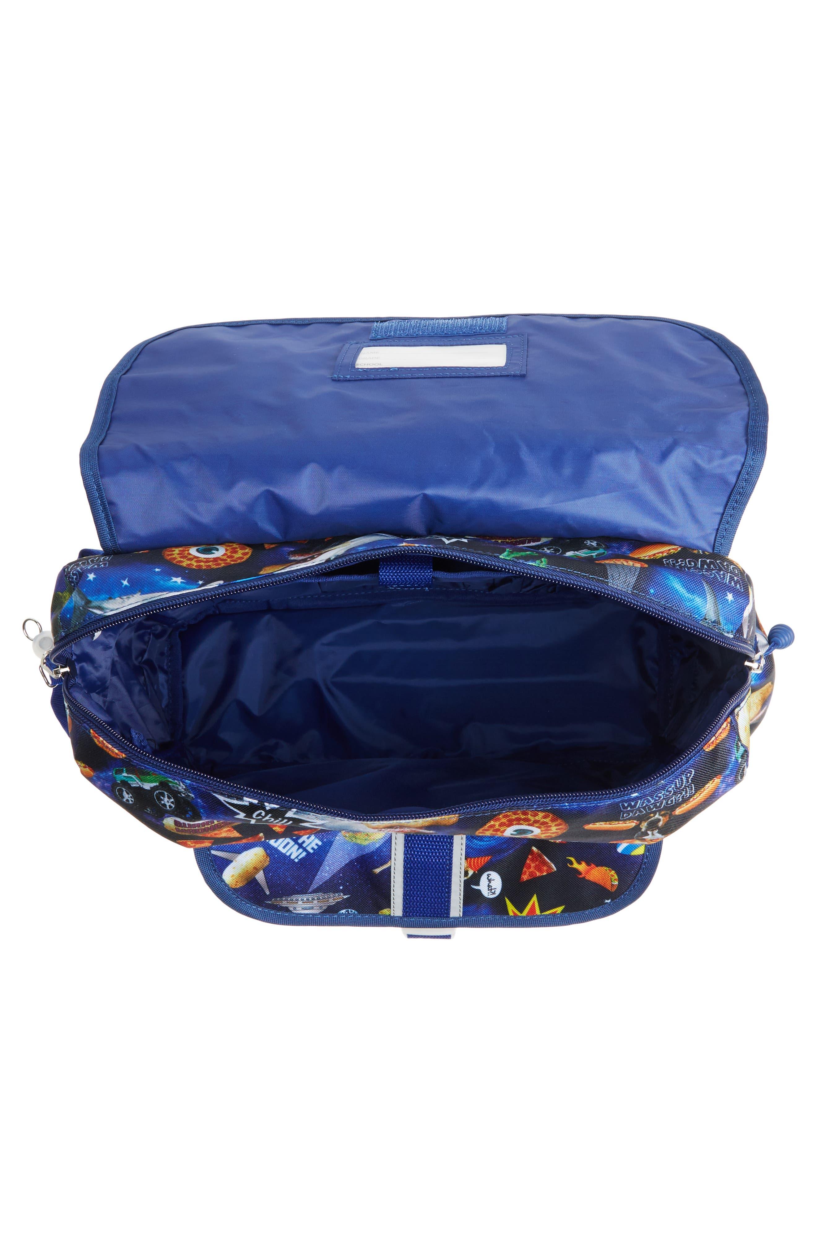 Meme Space Odyssey Backpack,                             Alternate thumbnail 3, color,                             400