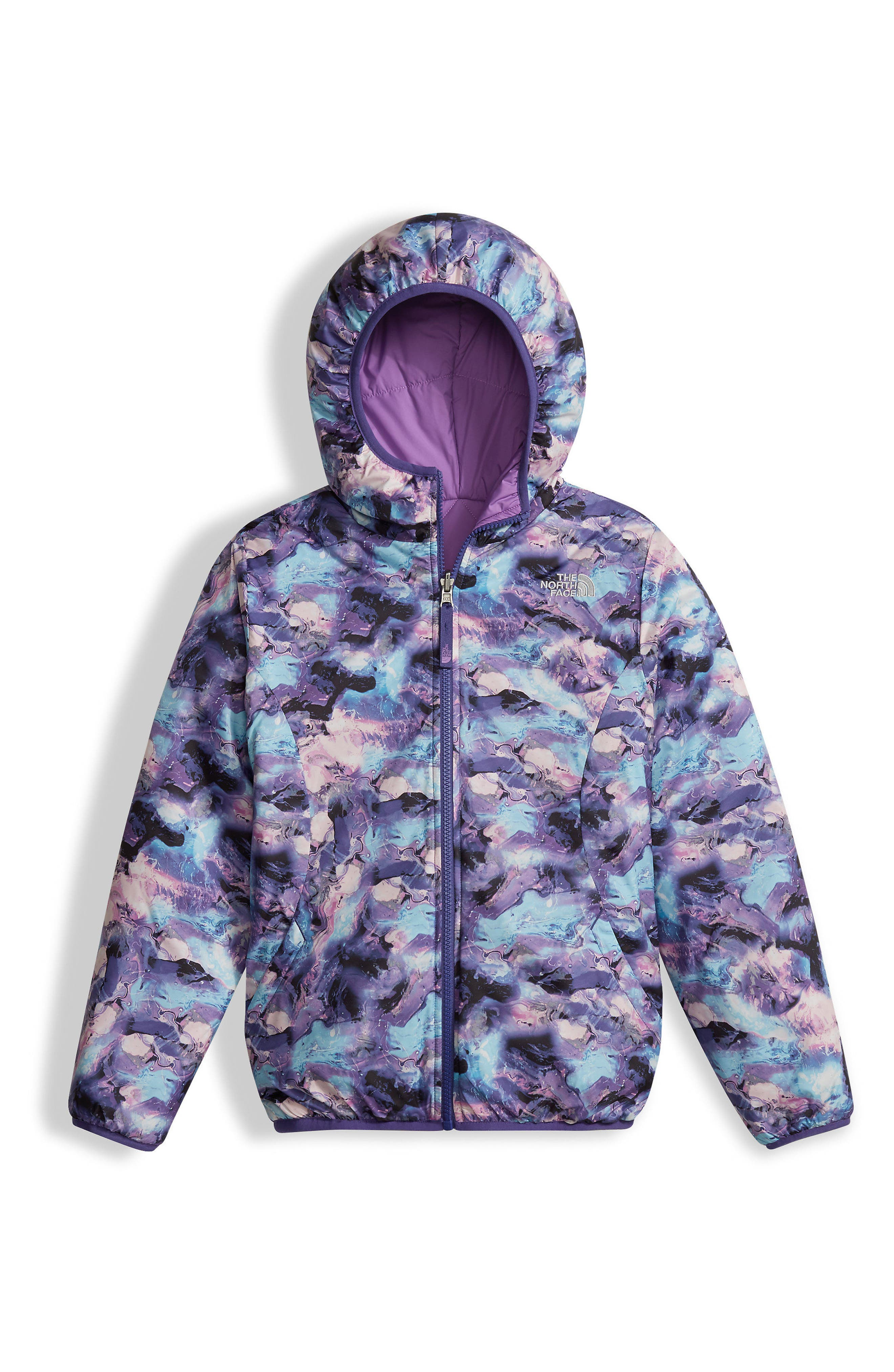 Perrito Reversible Hooded Jacket,                             Alternate thumbnail 11, color,