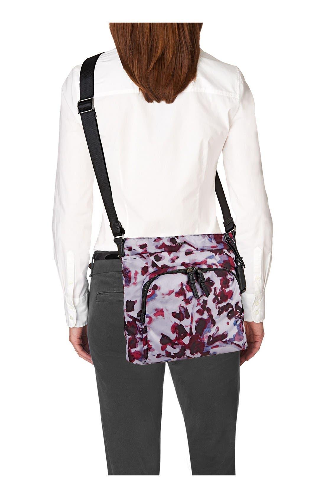 Voyageur - Capri Nylon Crossbody Bag,                             Alternate thumbnail 27, color,