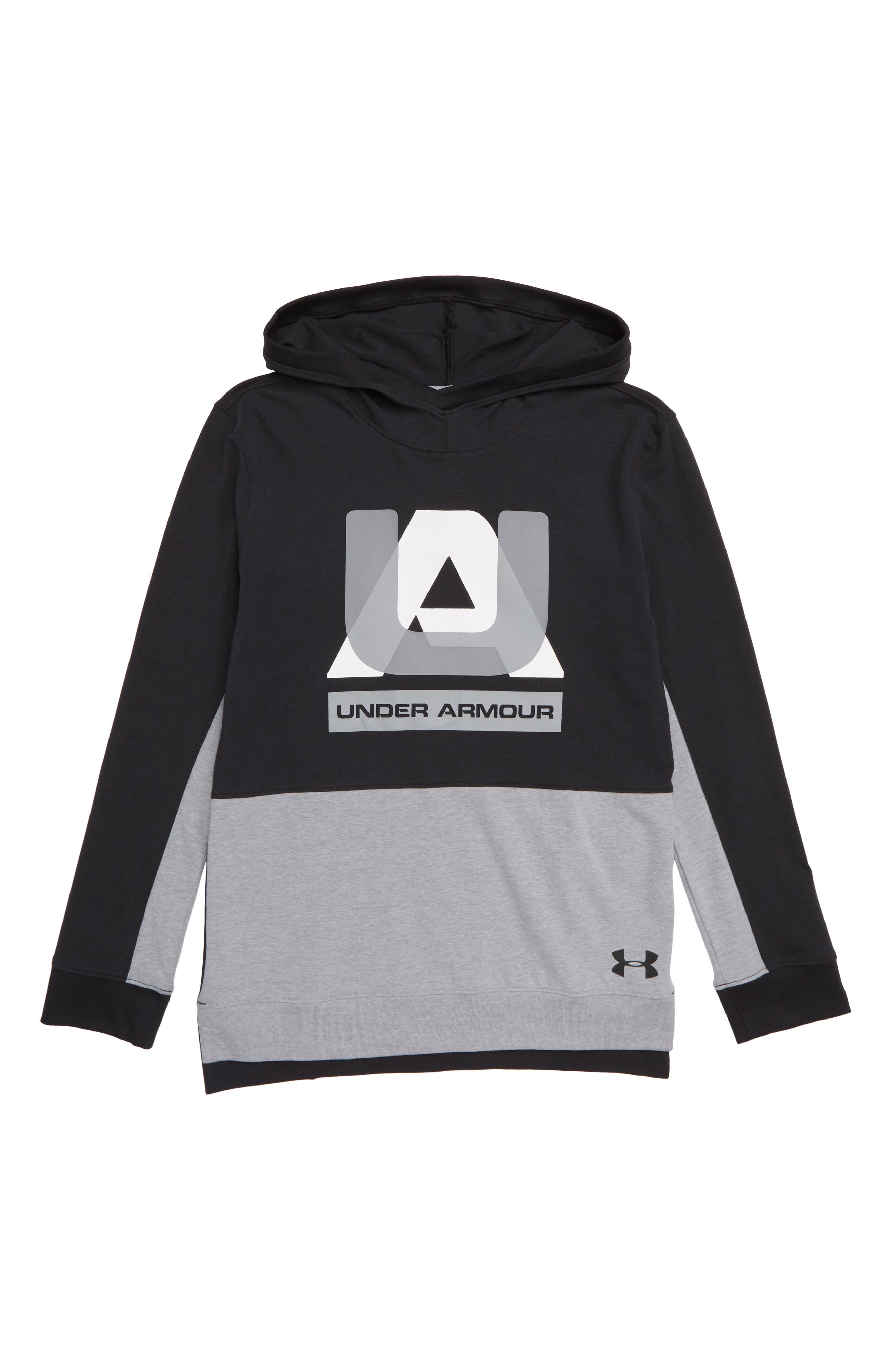 Sportstyle Charged Cotton<sup>®</sup> Hoodie,                             Main thumbnail 1, color,                             001