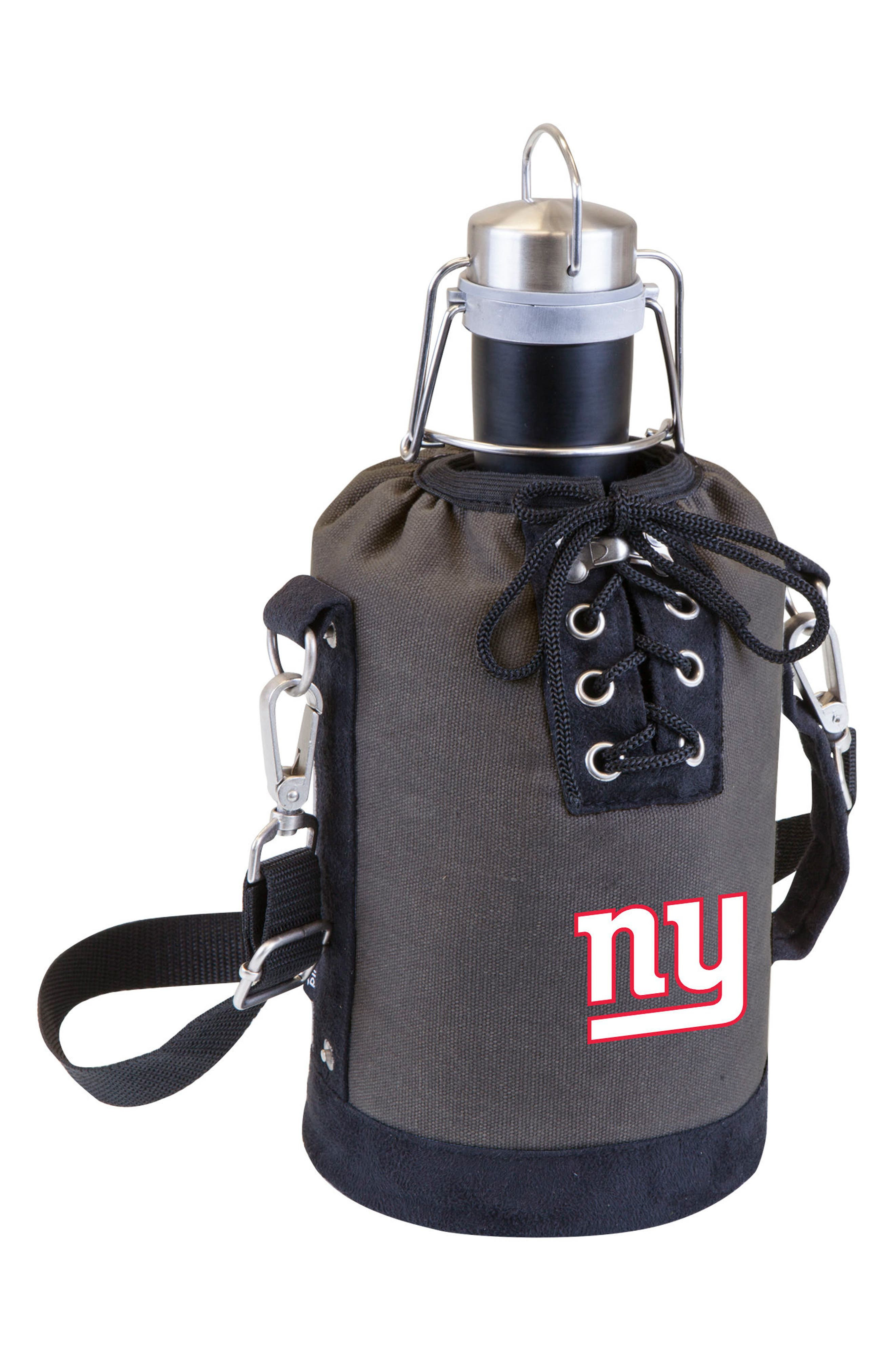 NFL Team Logo Tote & Stainless Steel Growler,                             Main thumbnail 21, color,