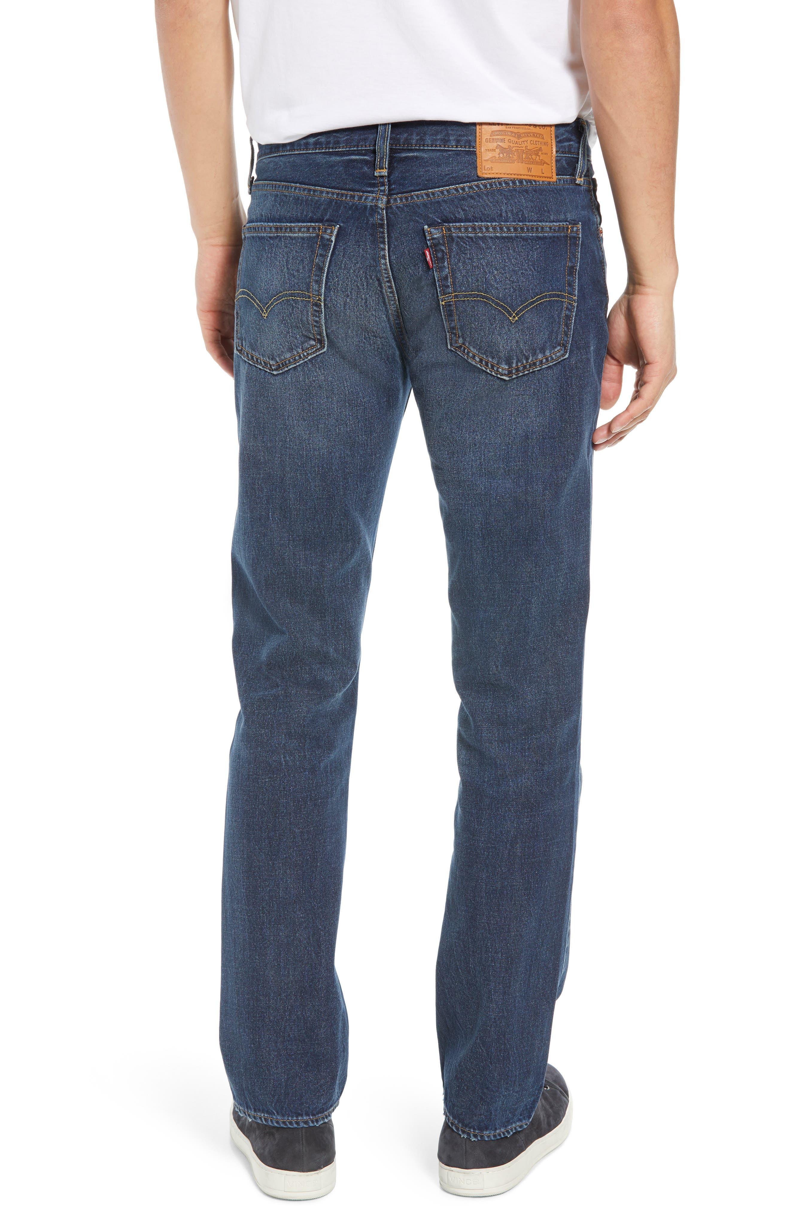 511<sup>™</sup> Slim Fit Jeans,                             Alternate thumbnail 2, color,                             SPLICED HEART WARP