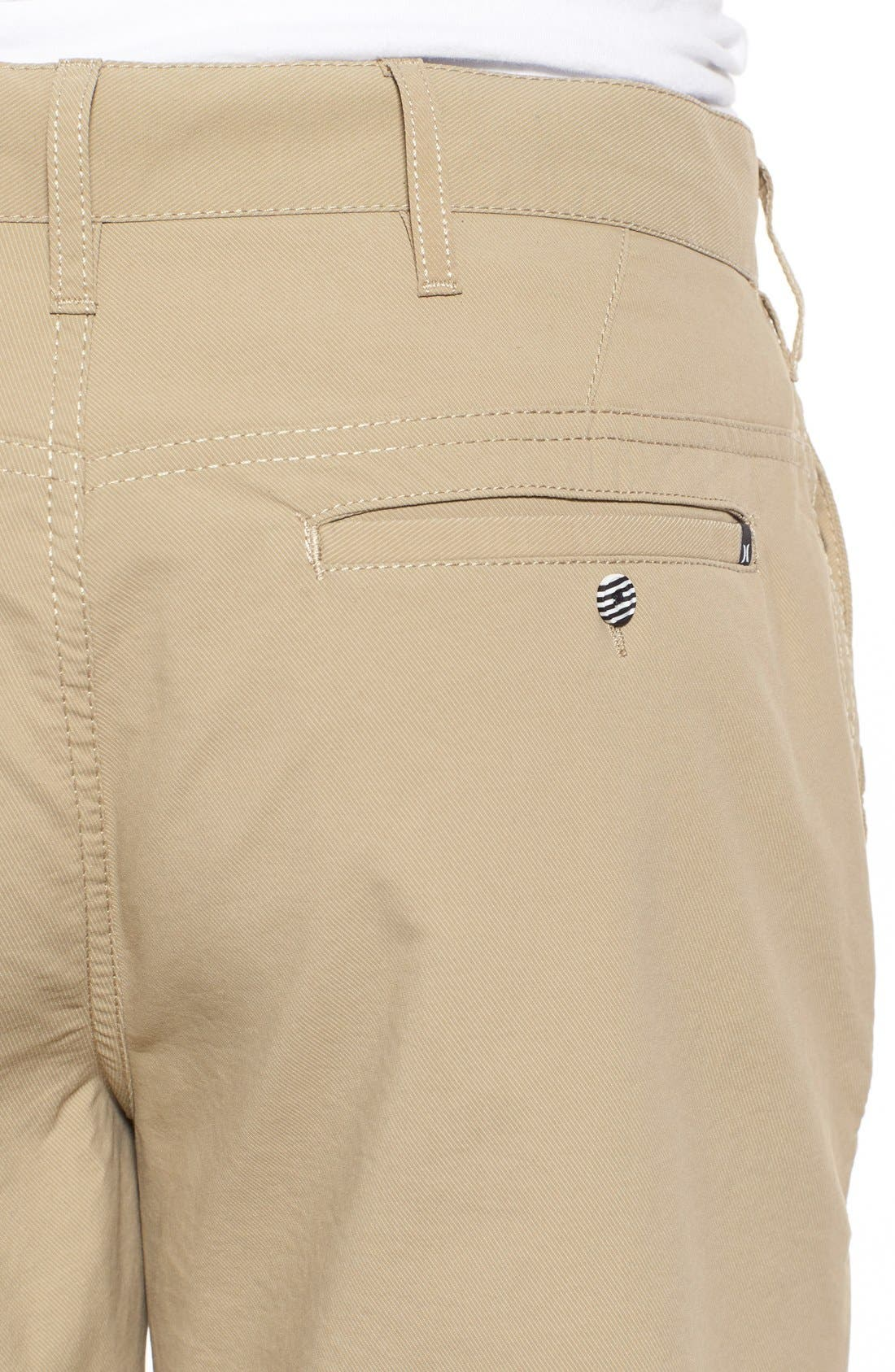'Dry Out' Dri-FIT<sup>™</sup> Chino Shorts,                             Alternate thumbnail 142, color,