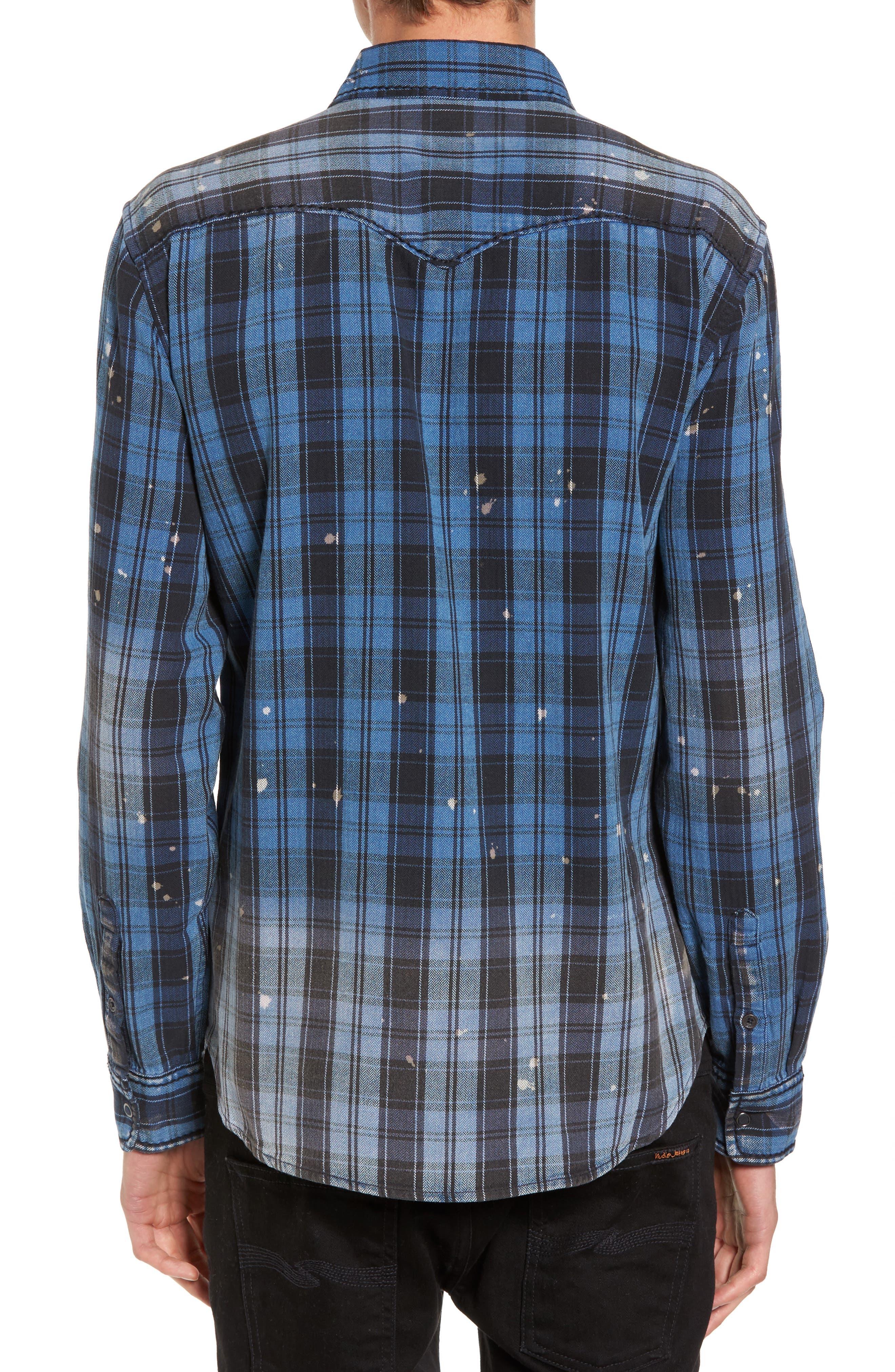 Studded Shirt,                             Alternate thumbnail 2, color,                             400