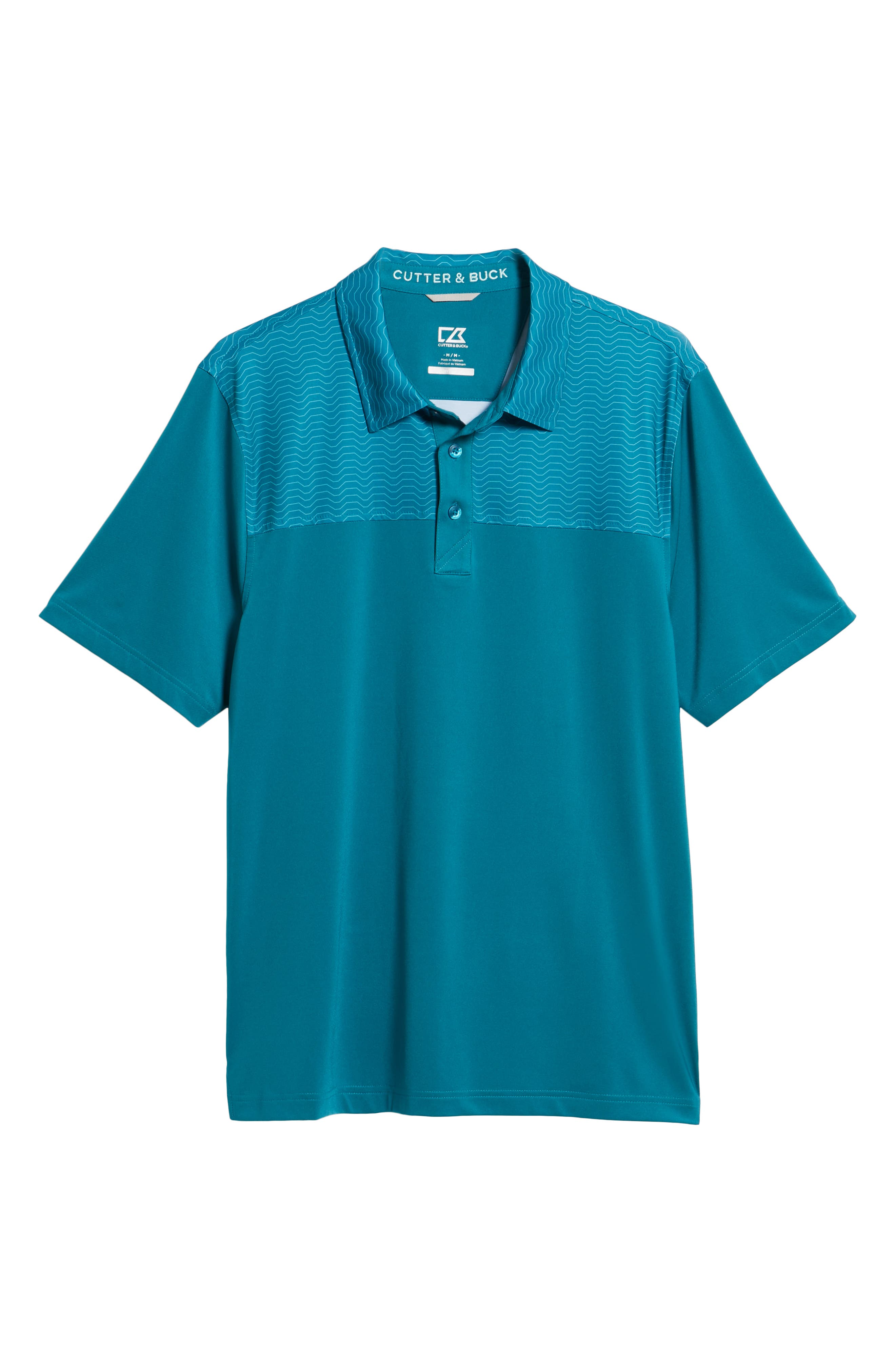 CUTTER & BUCK,                             Kevin DryTec Polo,                             Alternate thumbnail 6, color,                             400