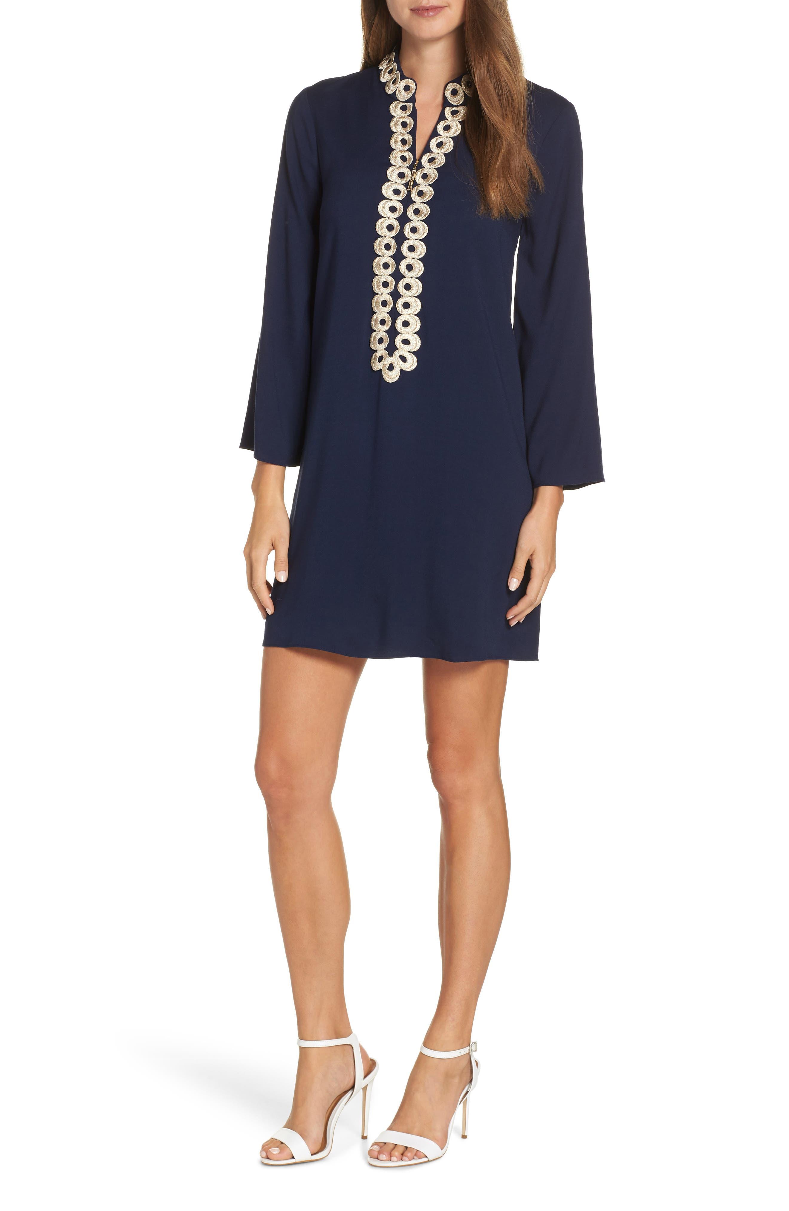 Gracelynn Tunic Dress, Main, color, 408