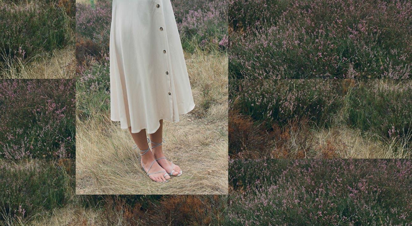 Emme Parsons footwear.