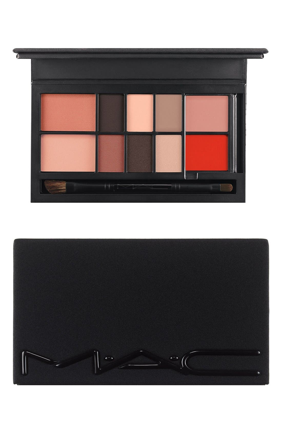 MAC COSMETICS,                             M·A·C 'Look in a Box - Sophisticate' Face Kit,                             Main thumbnail 1, color,                             200