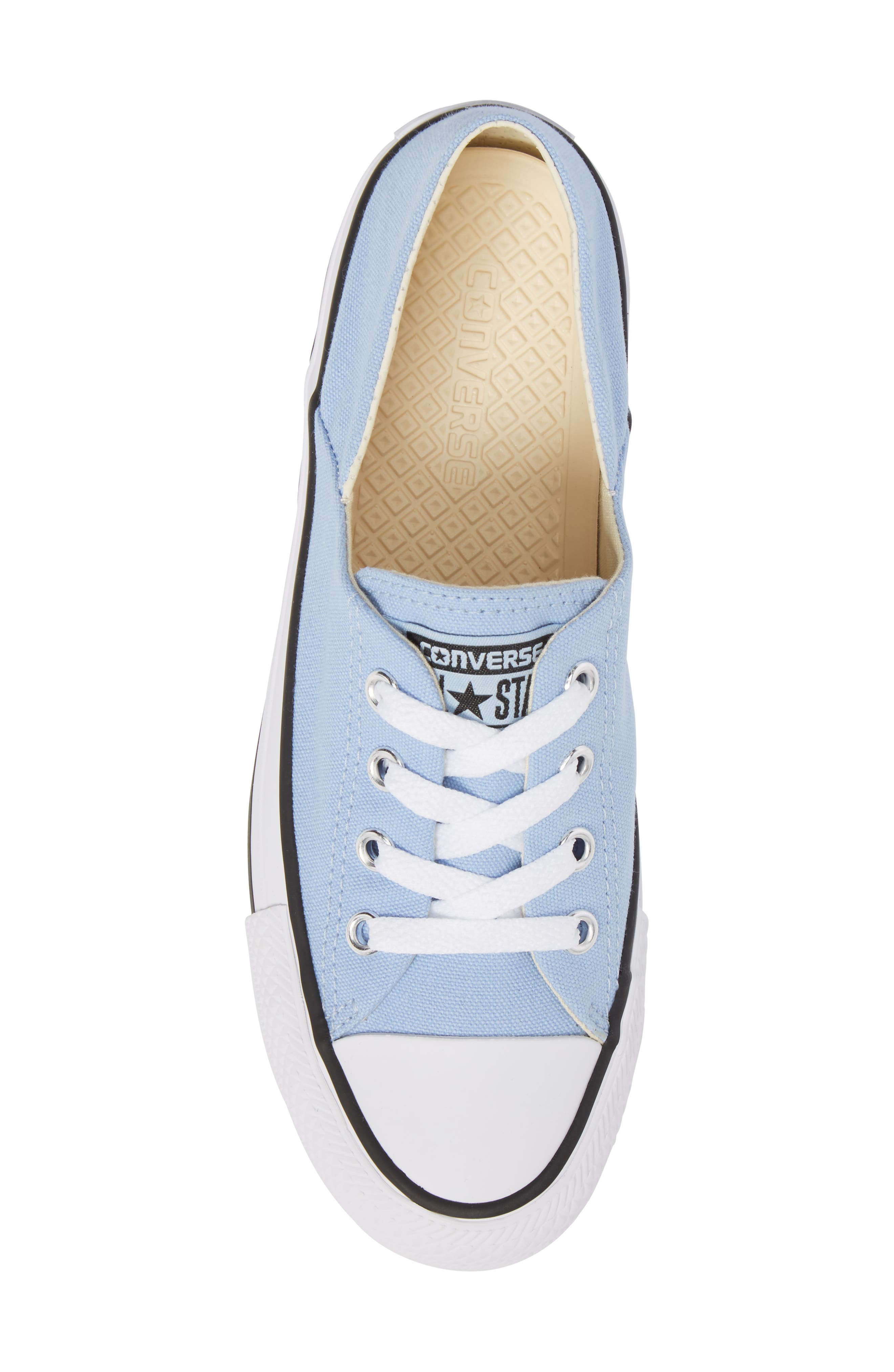 Chuck Taylor<sup>®</sup> All Star<sup>®</sup> Coral Ox Low Top Sneaker,                             Alternate thumbnail 5, color,                             457