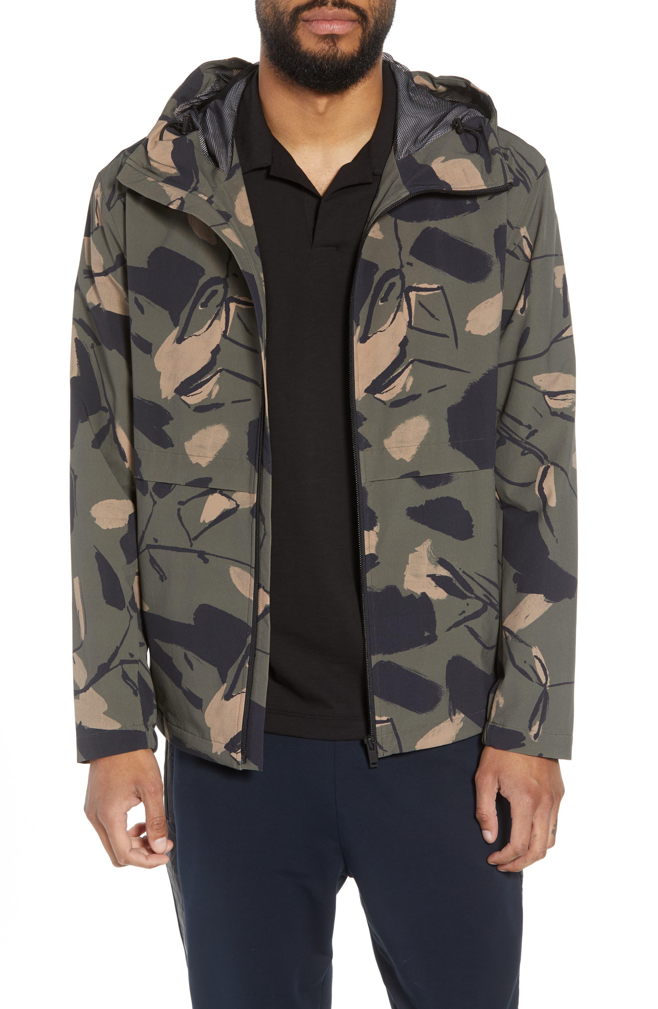 Wright Delfine Hooded Jacket,                         Main,                         color, 399
