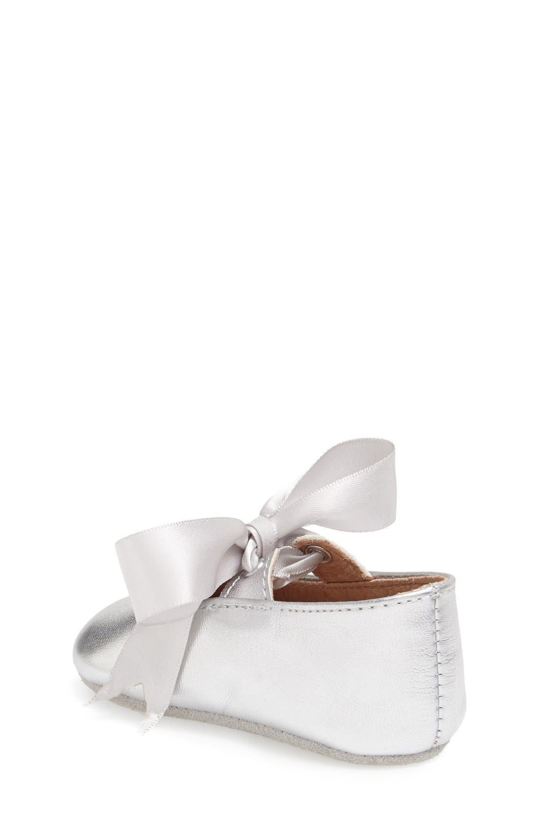 Layette 'Briley' Shoe,                             Alternate thumbnail 3, color,                             040