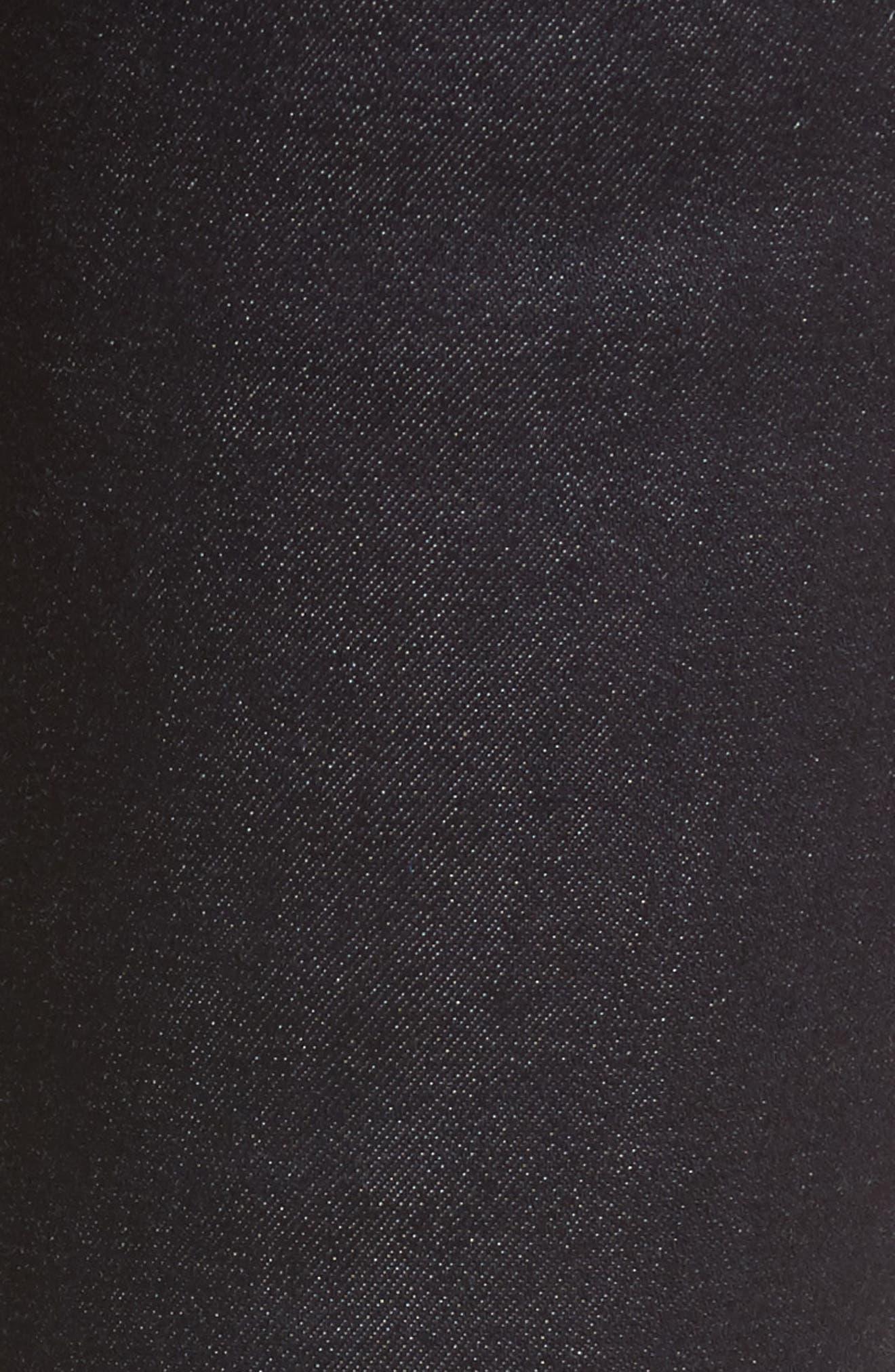 The Farrah Ankle Skinny Jeans,                             Alternate thumbnail 6, color,                             INDIGO SPRING