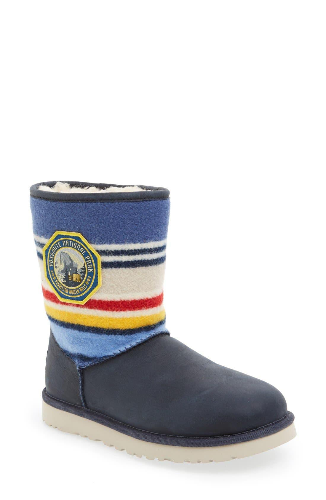 x Pendleton 'Classic Short - Yosemite' Boot,                             Main thumbnail 1, color,                             400