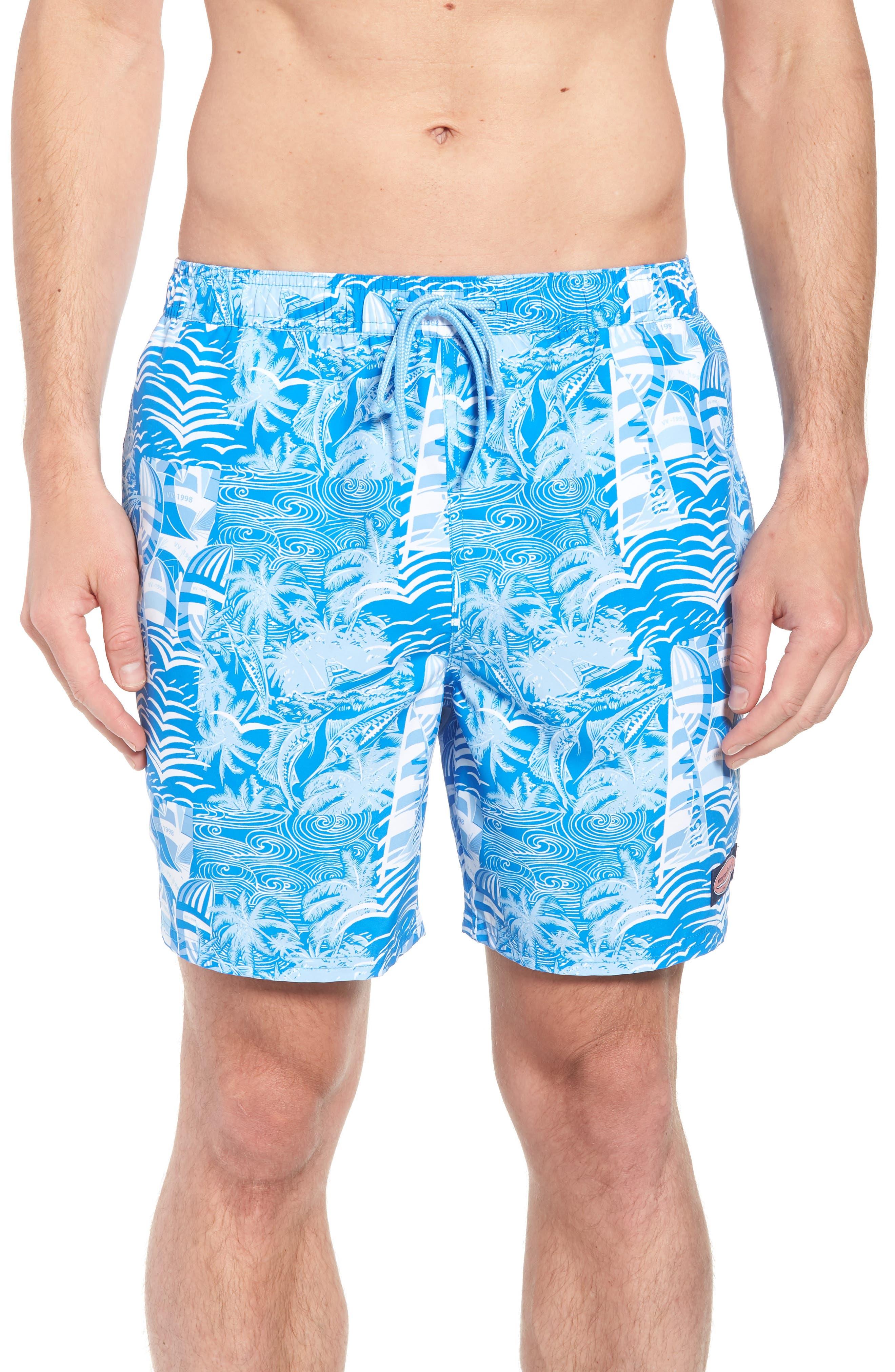Chappy At Sea Swim Trunks,                         Main,                         color,