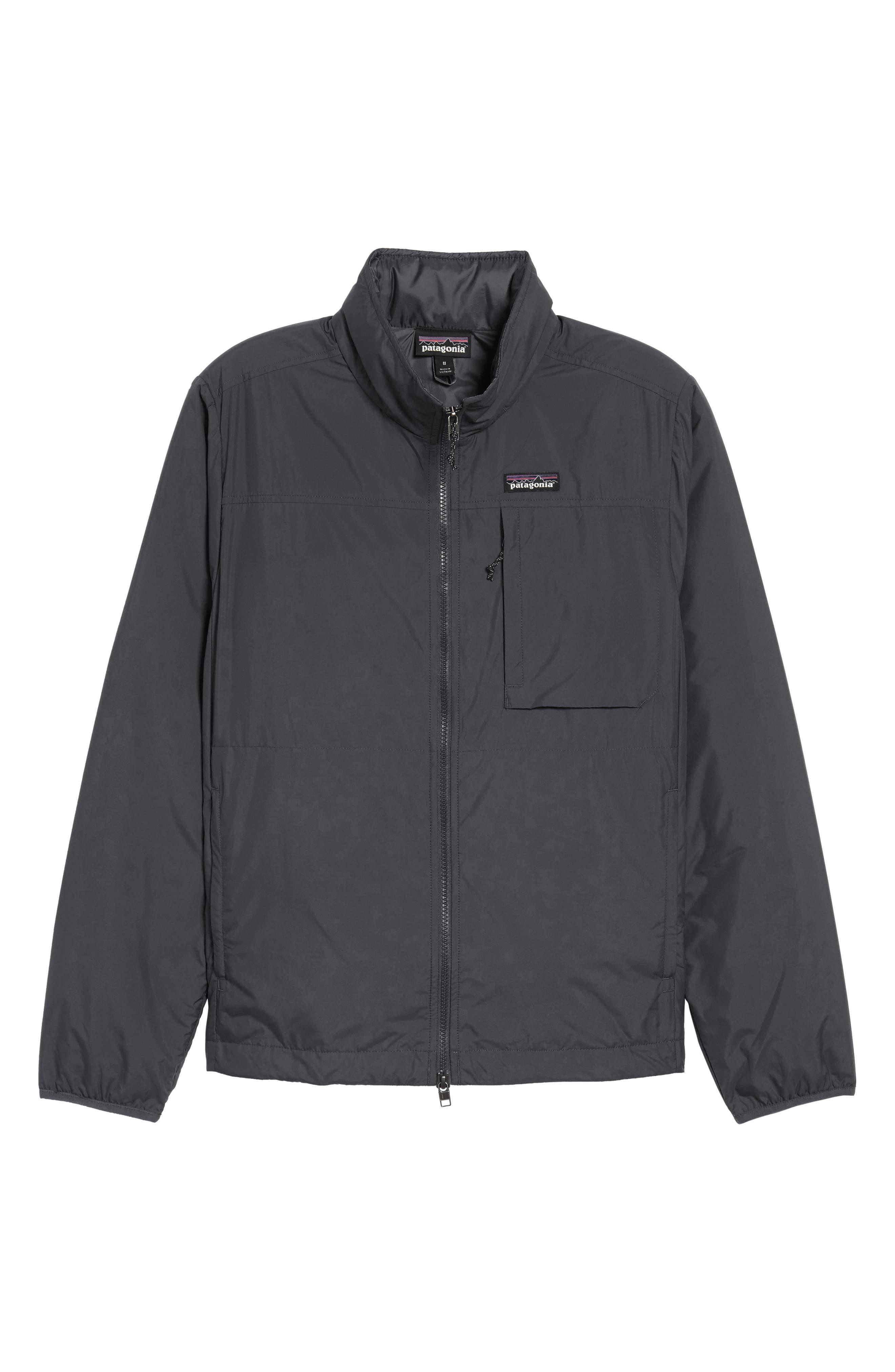 Crankset Regular Fit Jacket,                             Alternate thumbnail 6, color,                             BLACK