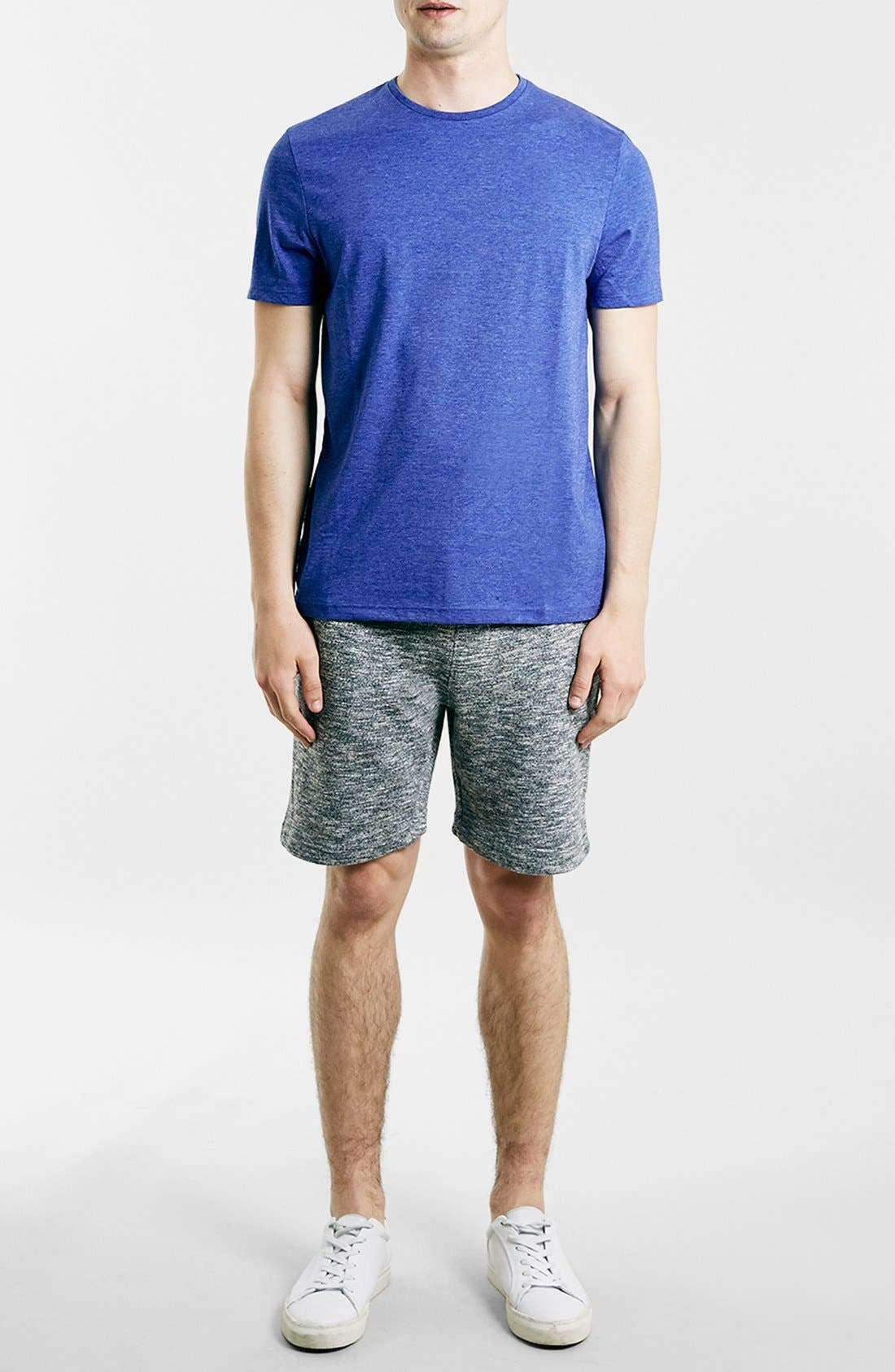 Slim Fit Crewneck T-Shirt,                             Alternate thumbnail 159, color,