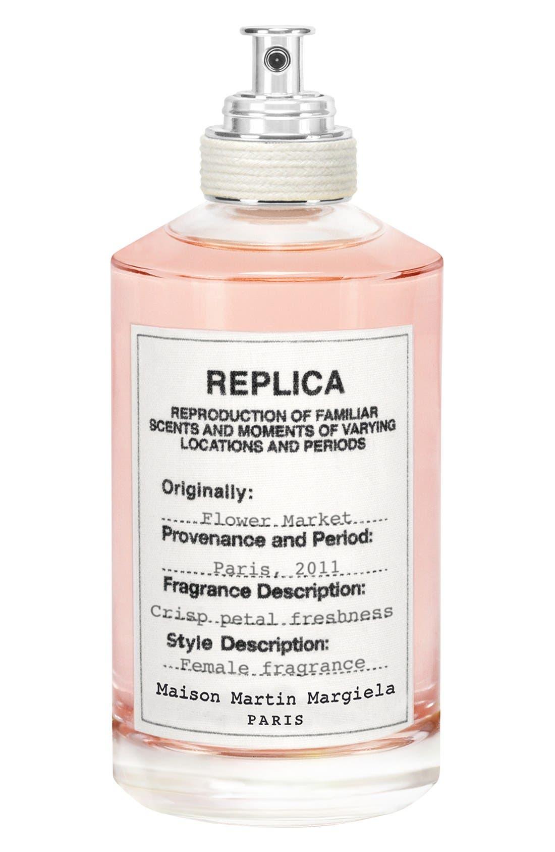 Replica Flower Market Fragrance,                             Main thumbnail 1, color,                             NO COLOR