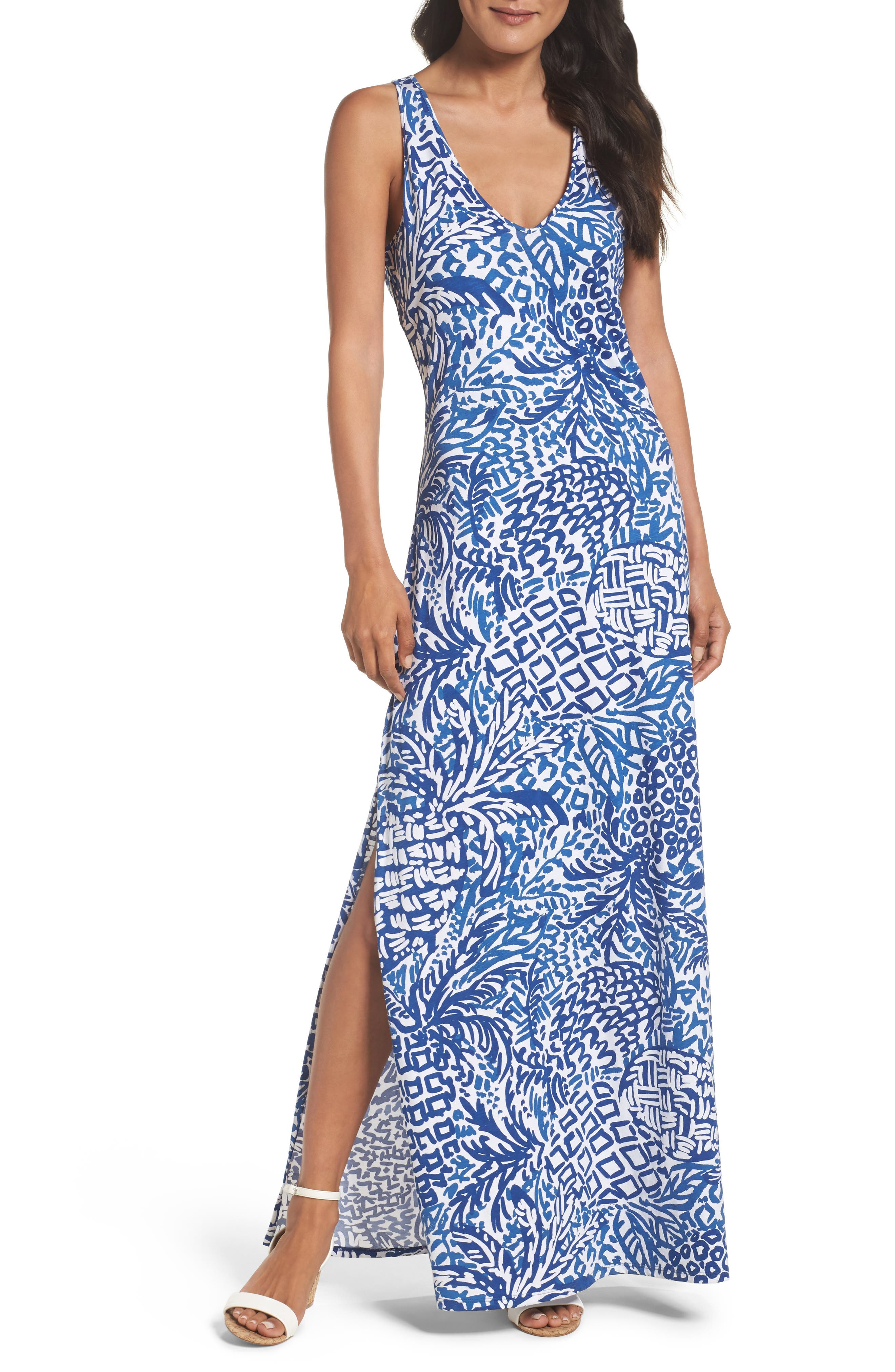 Kerri Maxi Dress,                             Main thumbnail 1, color,                             427