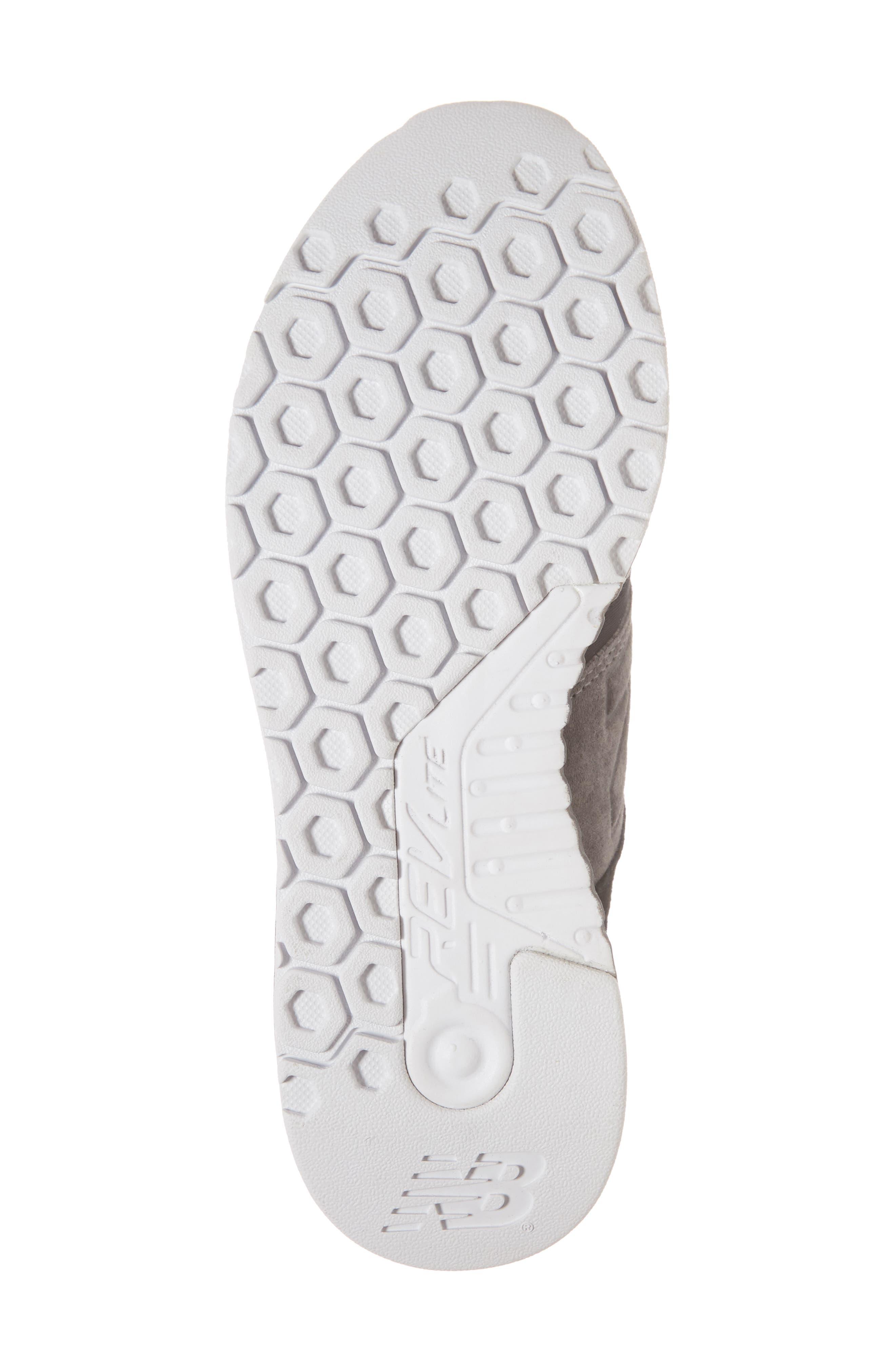 NEW BALANCE,                             247 Sport Sneaker,                             Alternate thumbnail 6, color,                             001