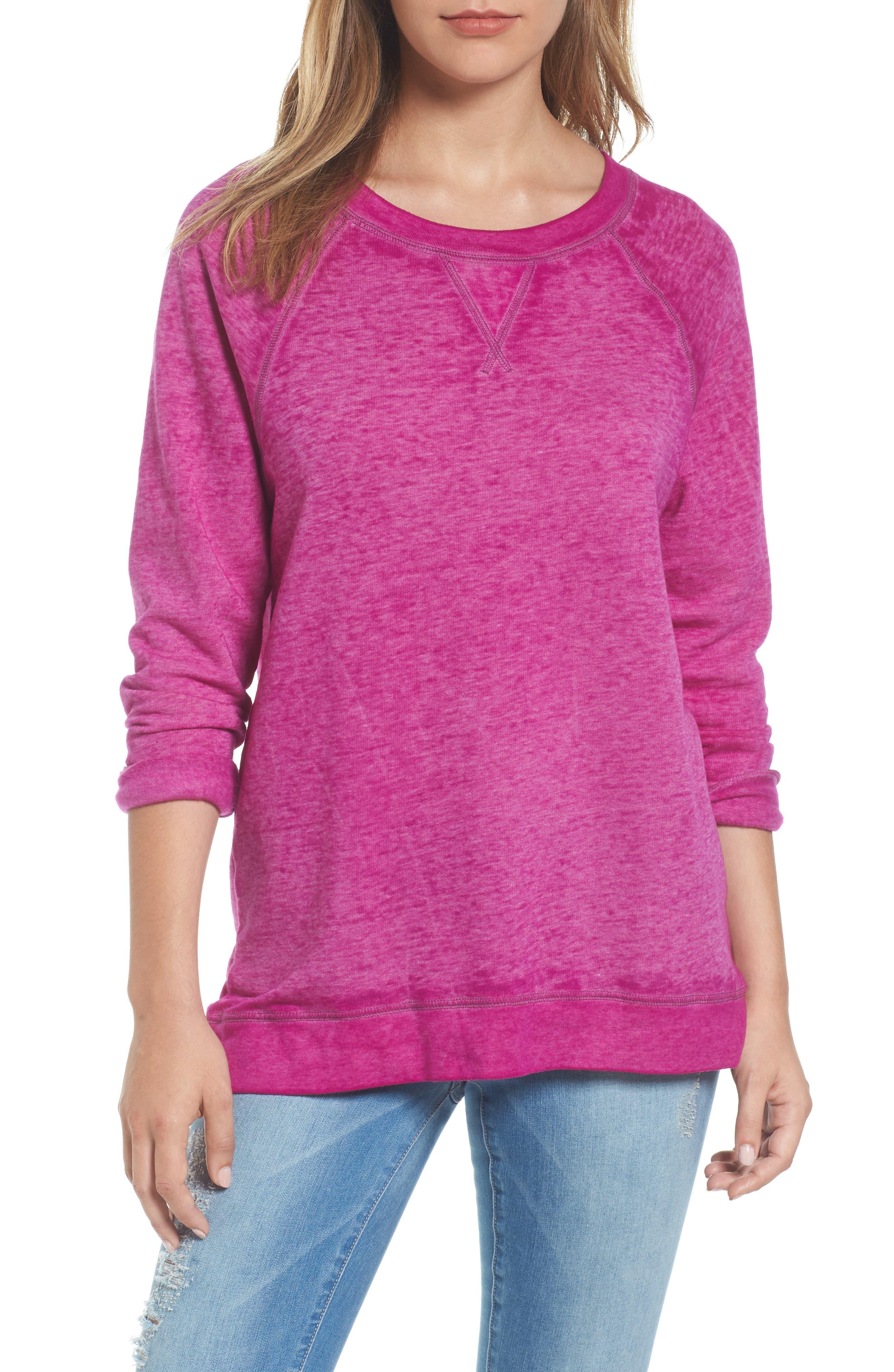 Burnout Sweatshirt,                             Main thumbnail 15, color,