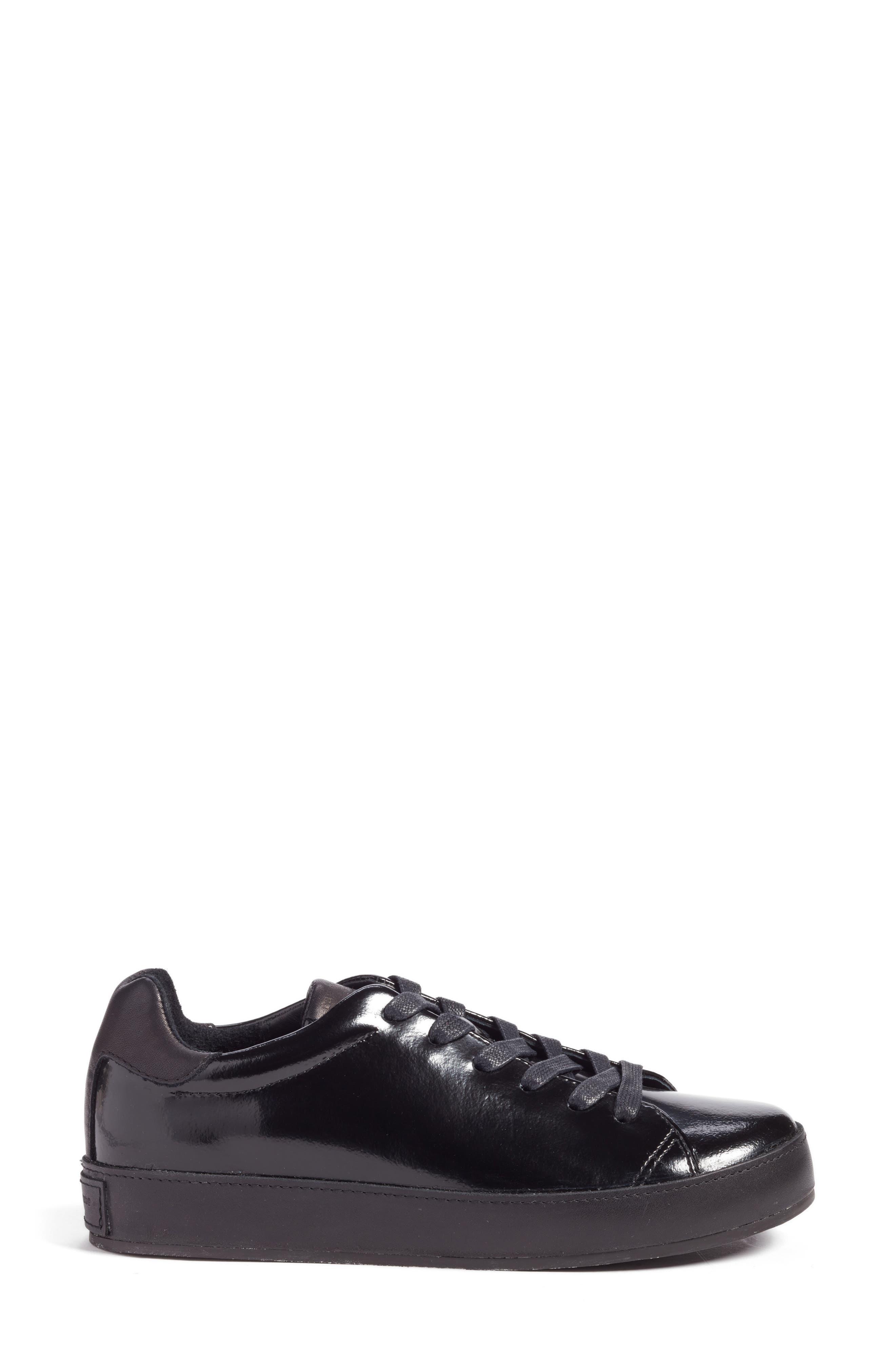 RB1 Low-Top Sneaker,                             Alternate thumbnail 3, color,                             001