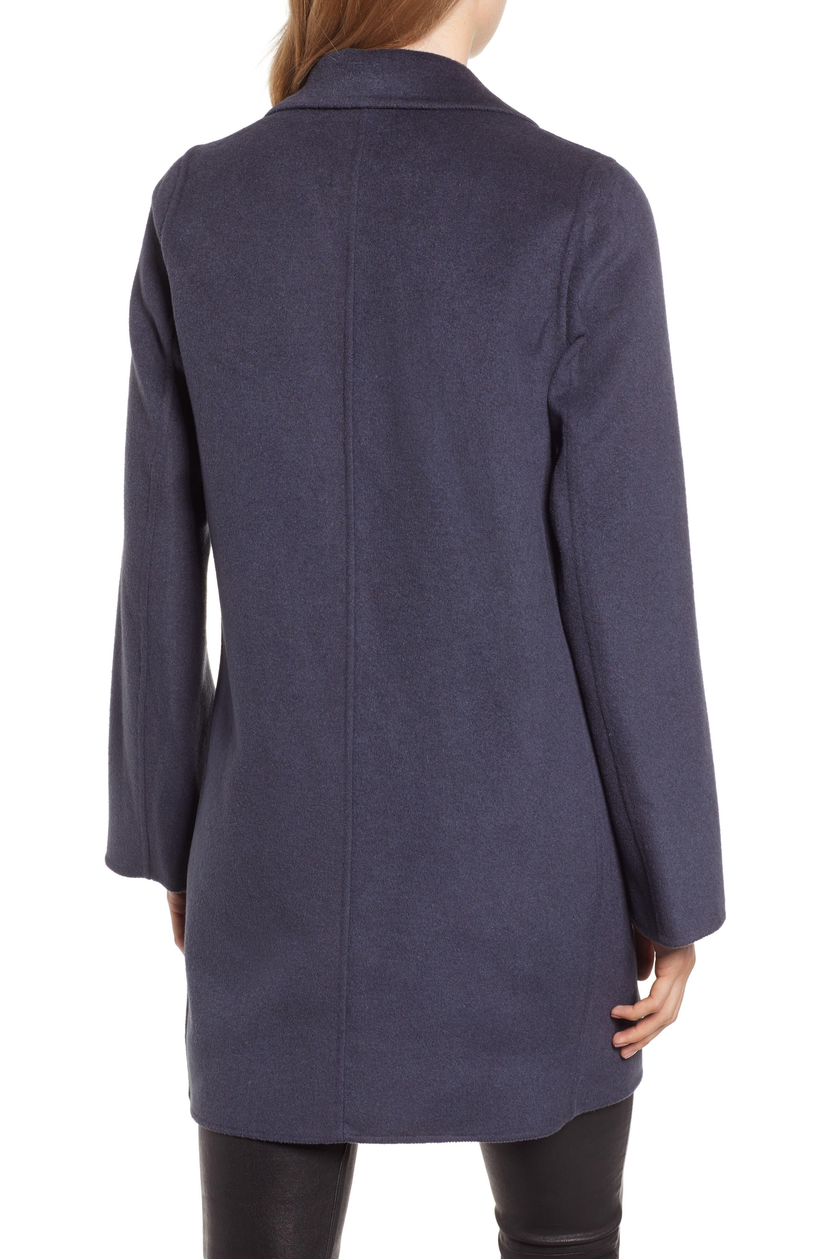 Jayden Bell Sleeve Jacket,                             Alternate thumbnail 2, color,                             SEA GREY