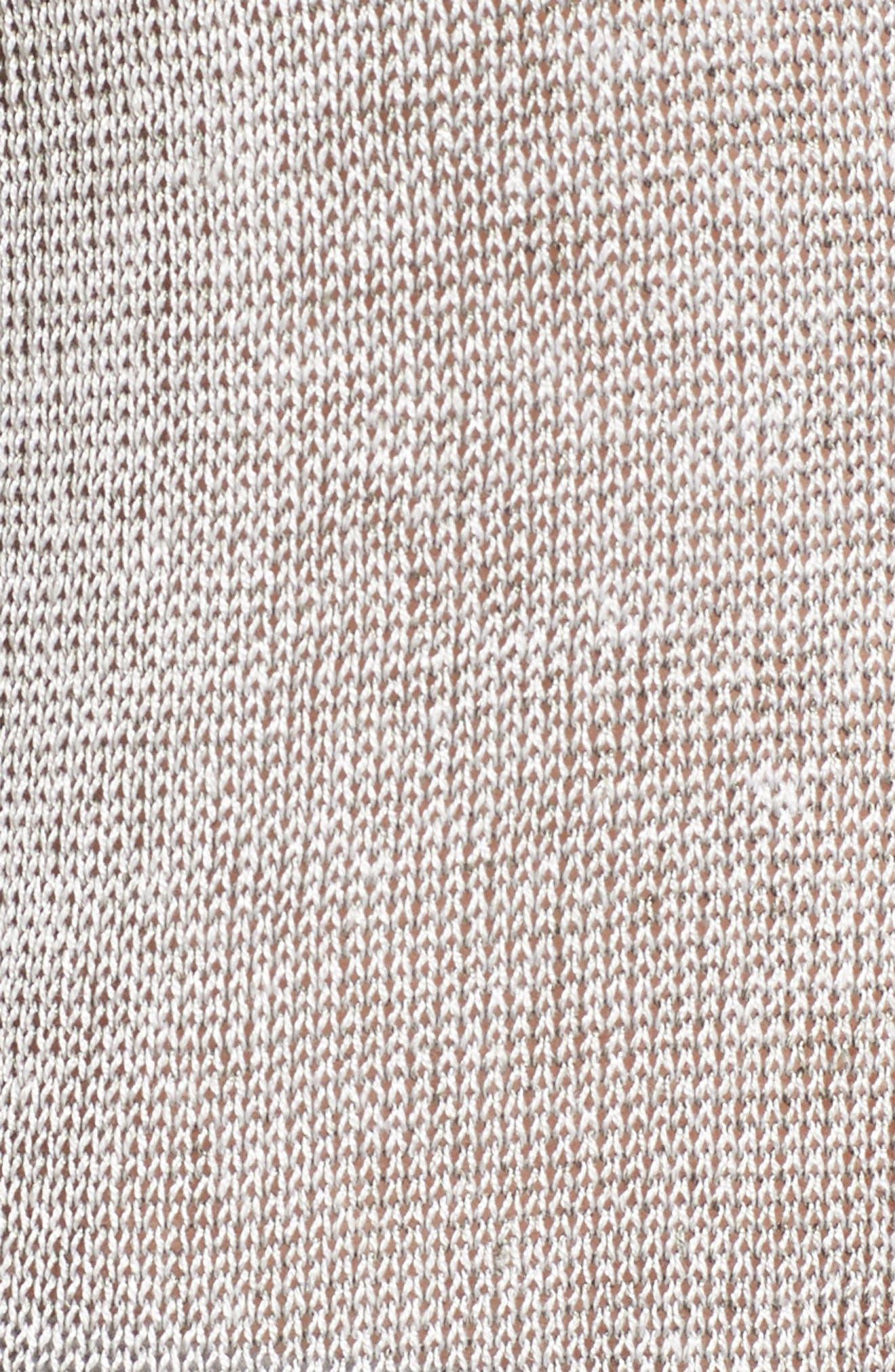 NIC + ZOE Poolside Linen Blend Sweater,                             Alternate thumbnail 18, color,
