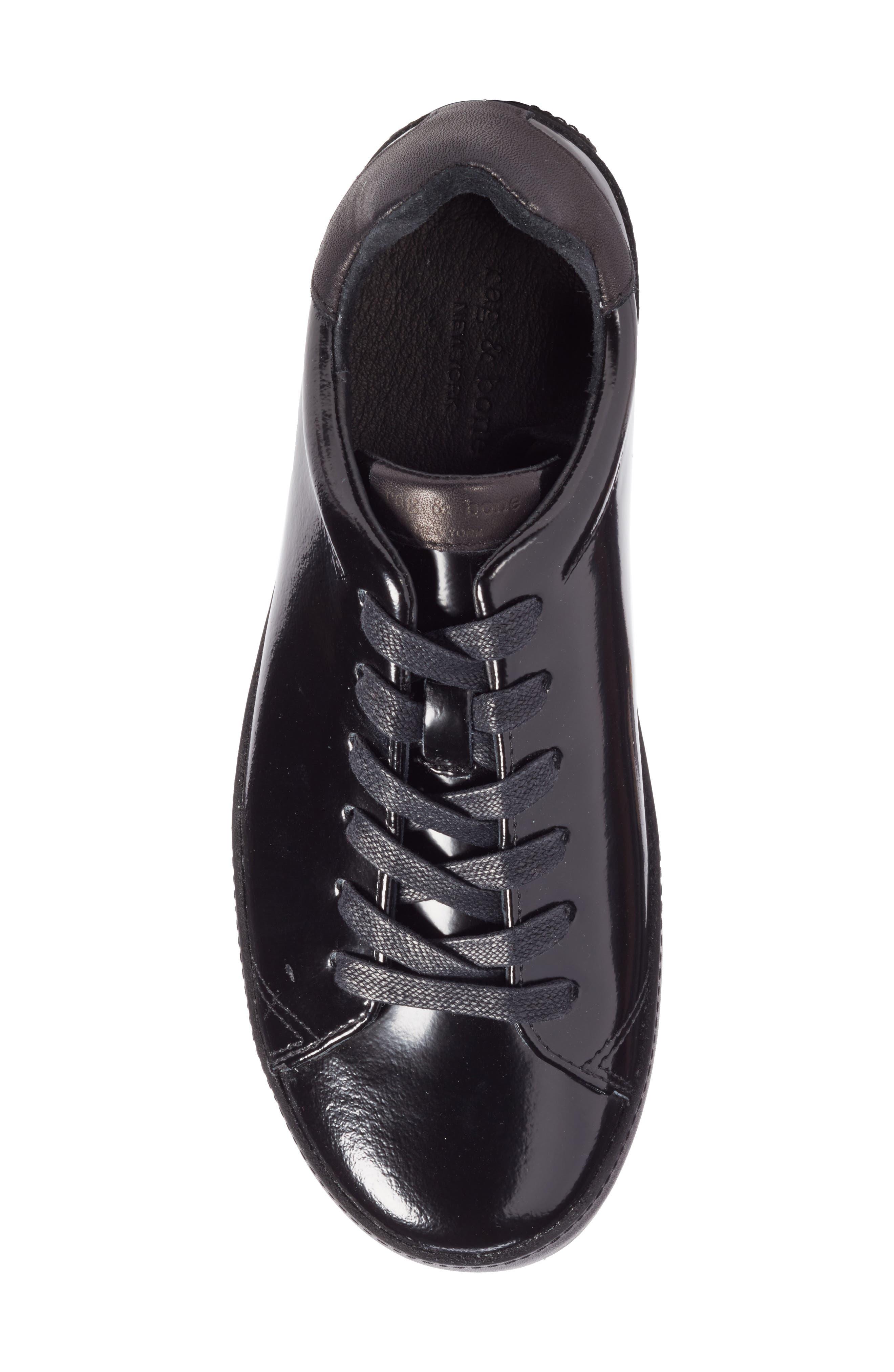 RB1 Low-Top Sneaker,                             Alternate thumbnail 5, color,                             001