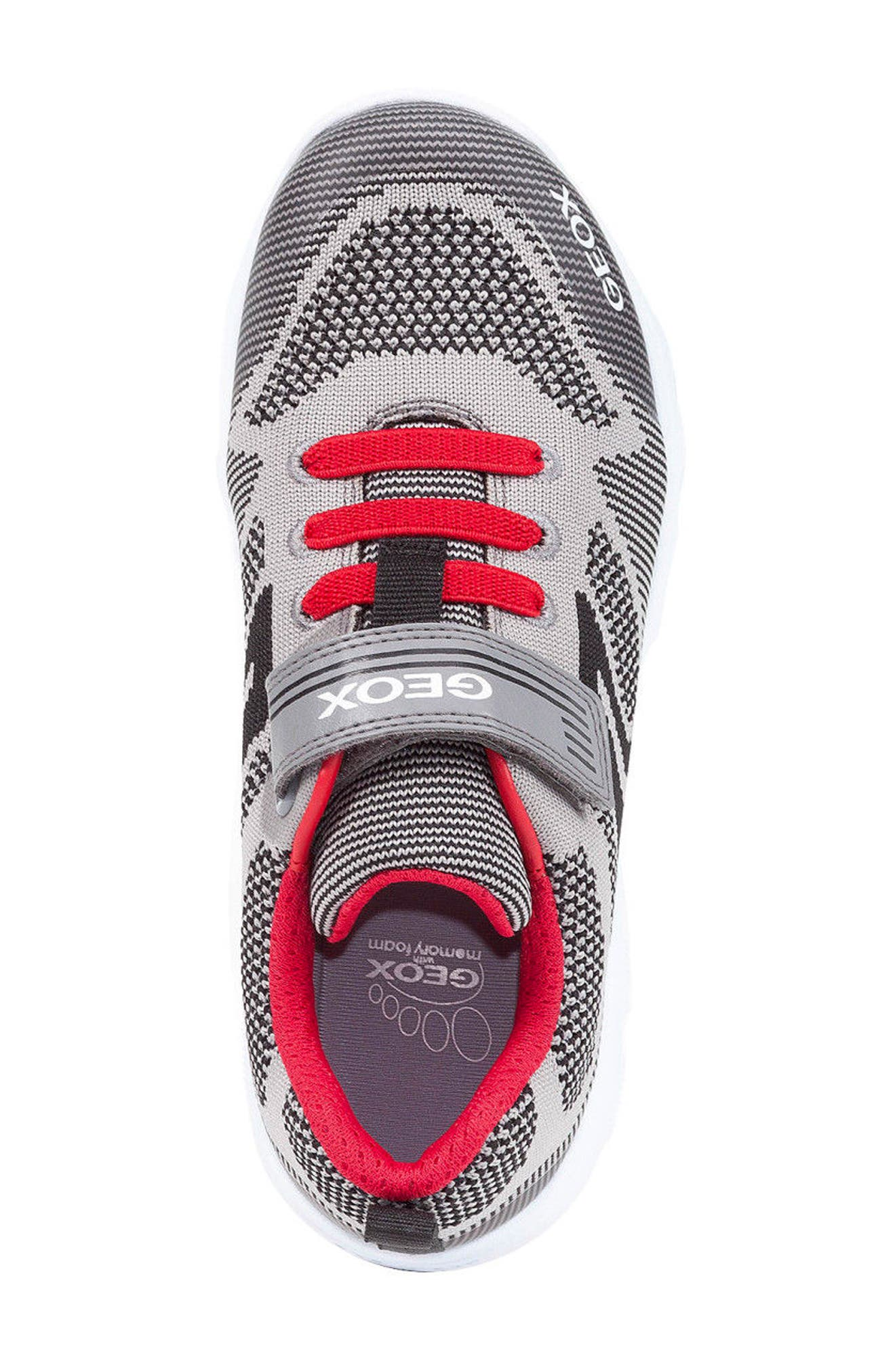 Xunday Low Top Woven Sneaker,                             Alternate thumbnail 4, color,                             063