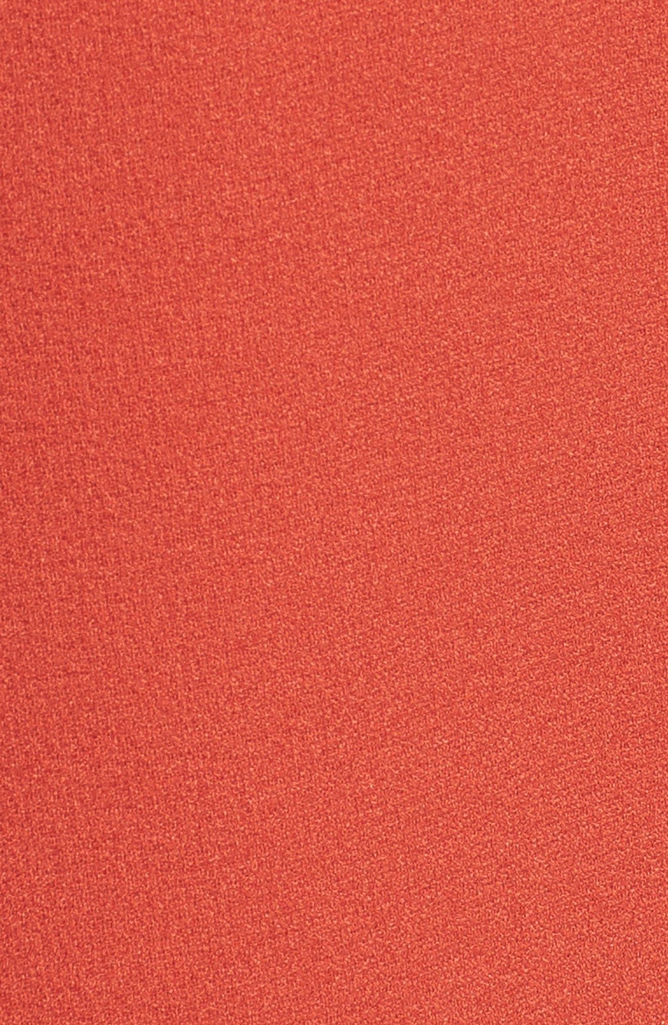 Hailey Crepe Dress,                             Alternate thumbnail 120, color,