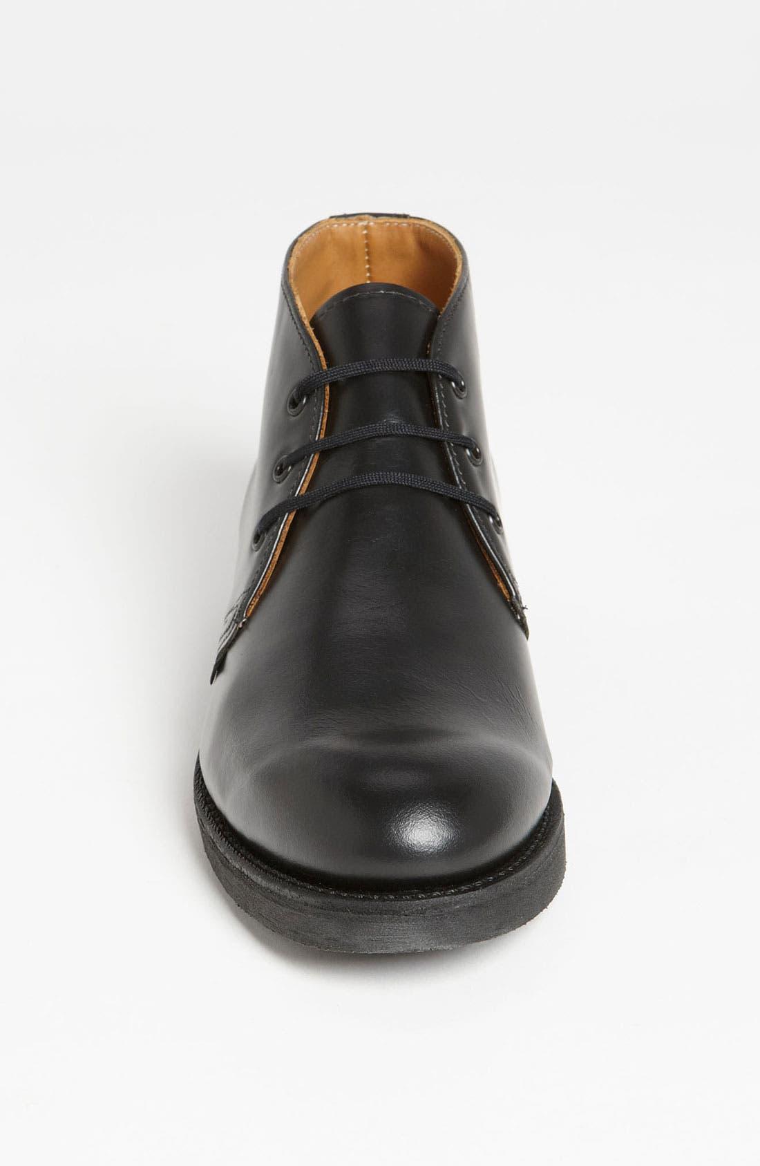 'Postman' Chukka Boot,                             Alternate thumbnail 3, color,                             001