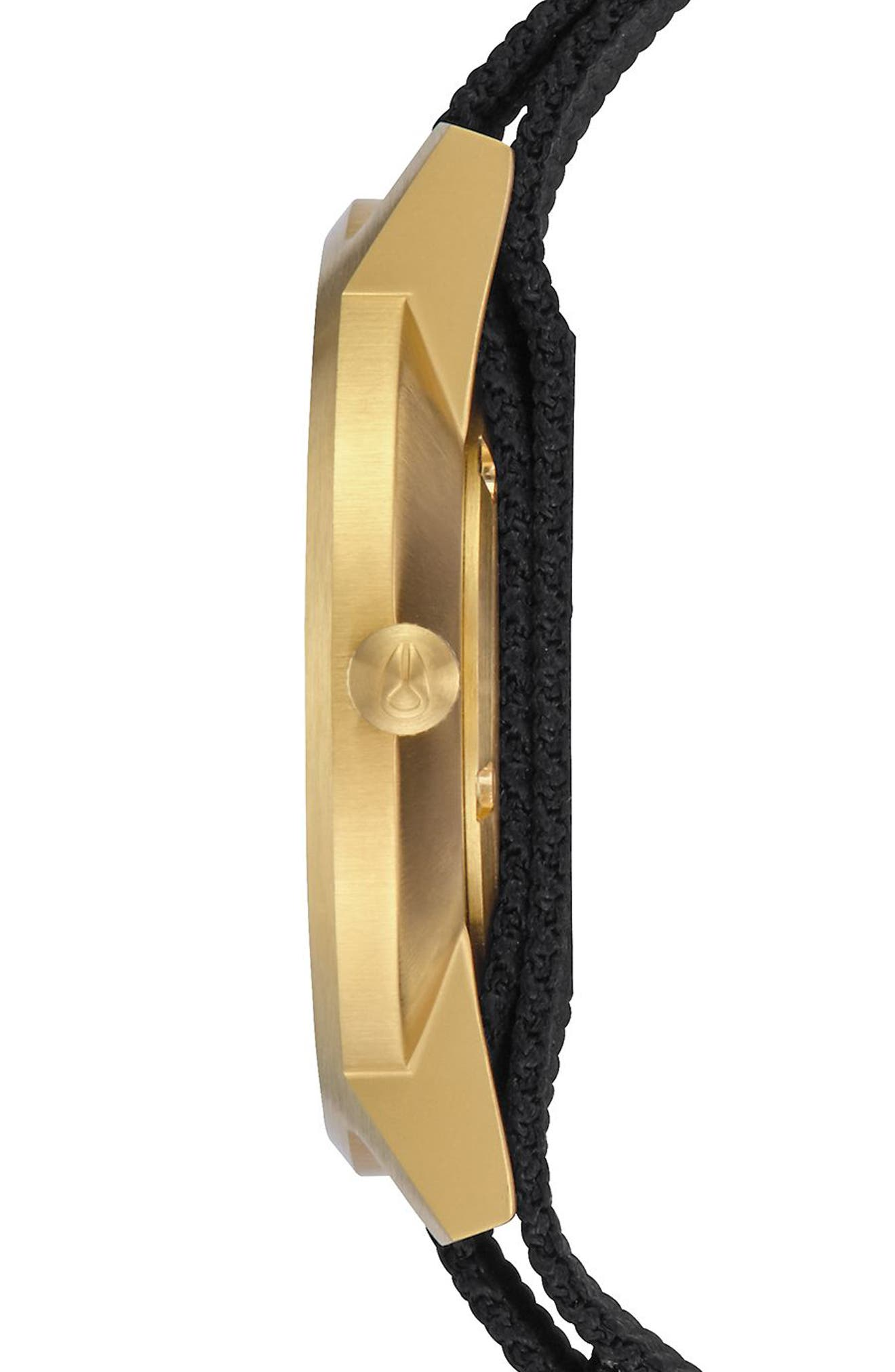 Porter Nylon Strap Watch, 40mm,                             Alternate thumbnail 12, color,