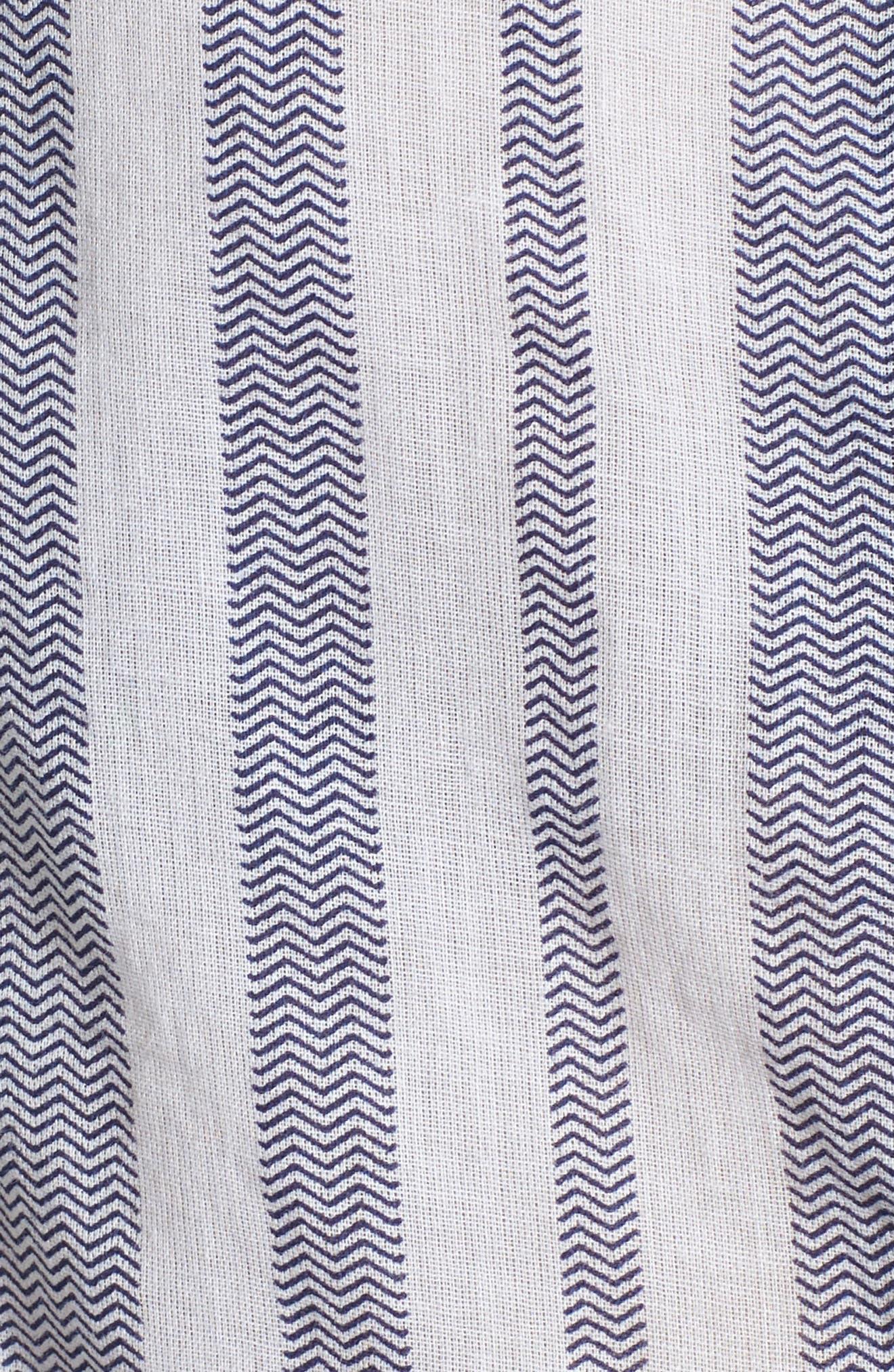 Setting Sail Stripe Top,                             Alternate thumbnail 5, color,
