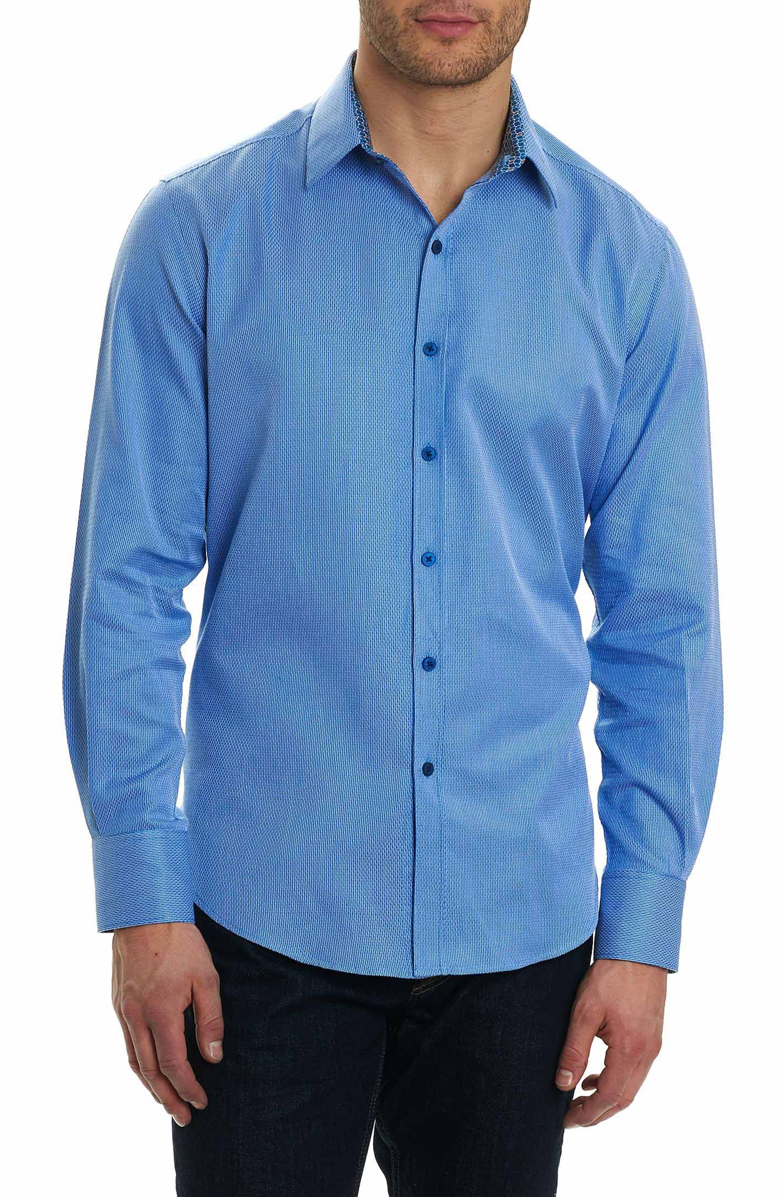 Jobson Regular Fit Sport Shirt,                             Main thumbnail 1, color,                             400