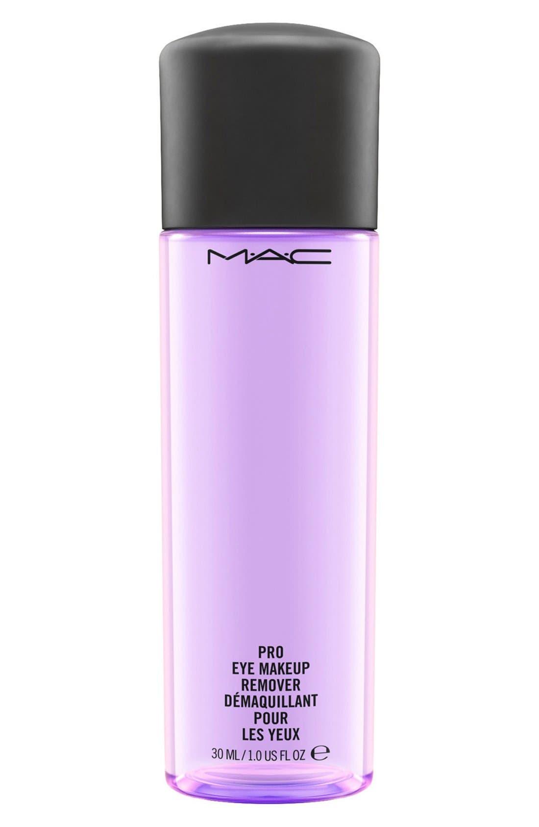 MAC Pro Eye Makeup Remover,                             Main thumbnail 1, color,                             000