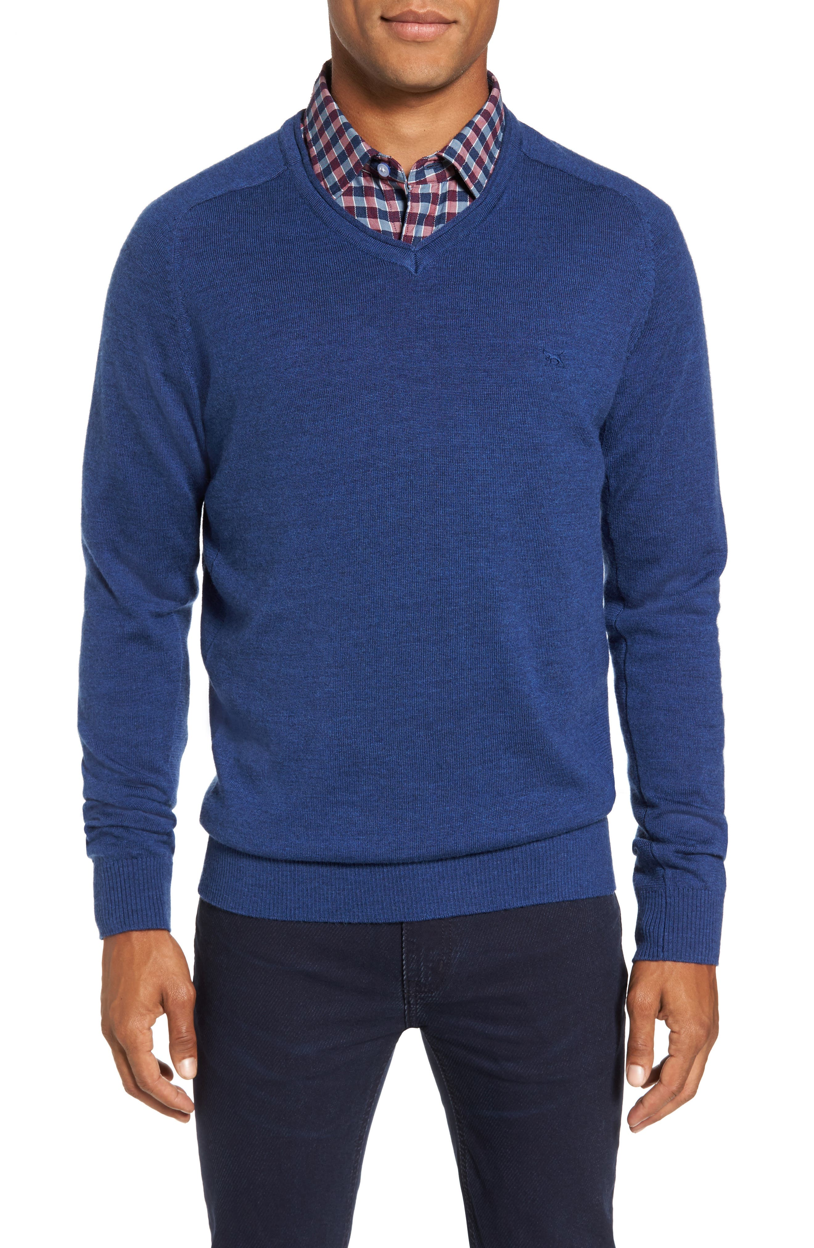 Burfield Wool Sweater,                             Main thumbnail 4, color,