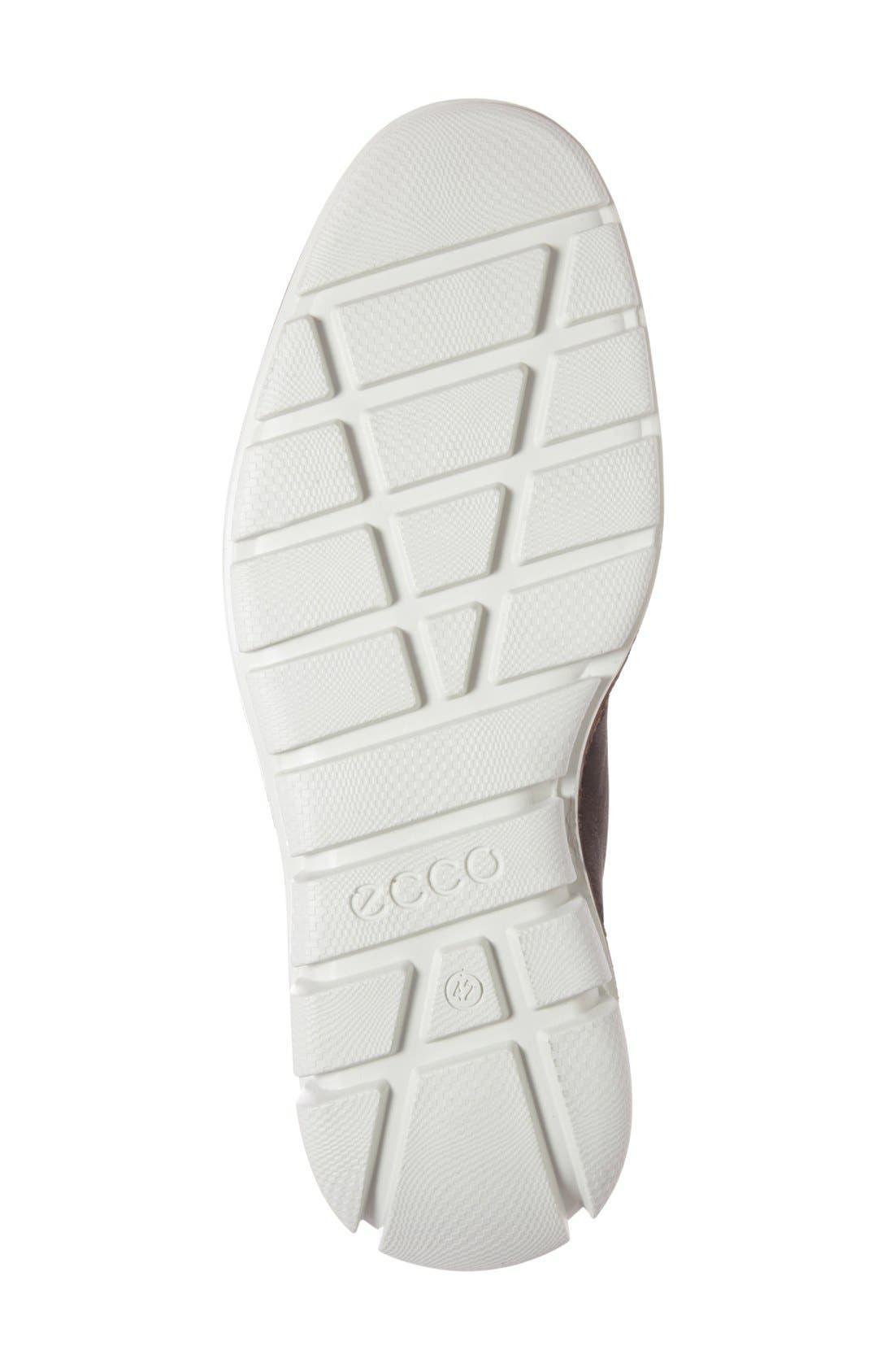 'Jeremy Hybrid' Plain Toe Boot,                             Alternate thumbnail 13, color,