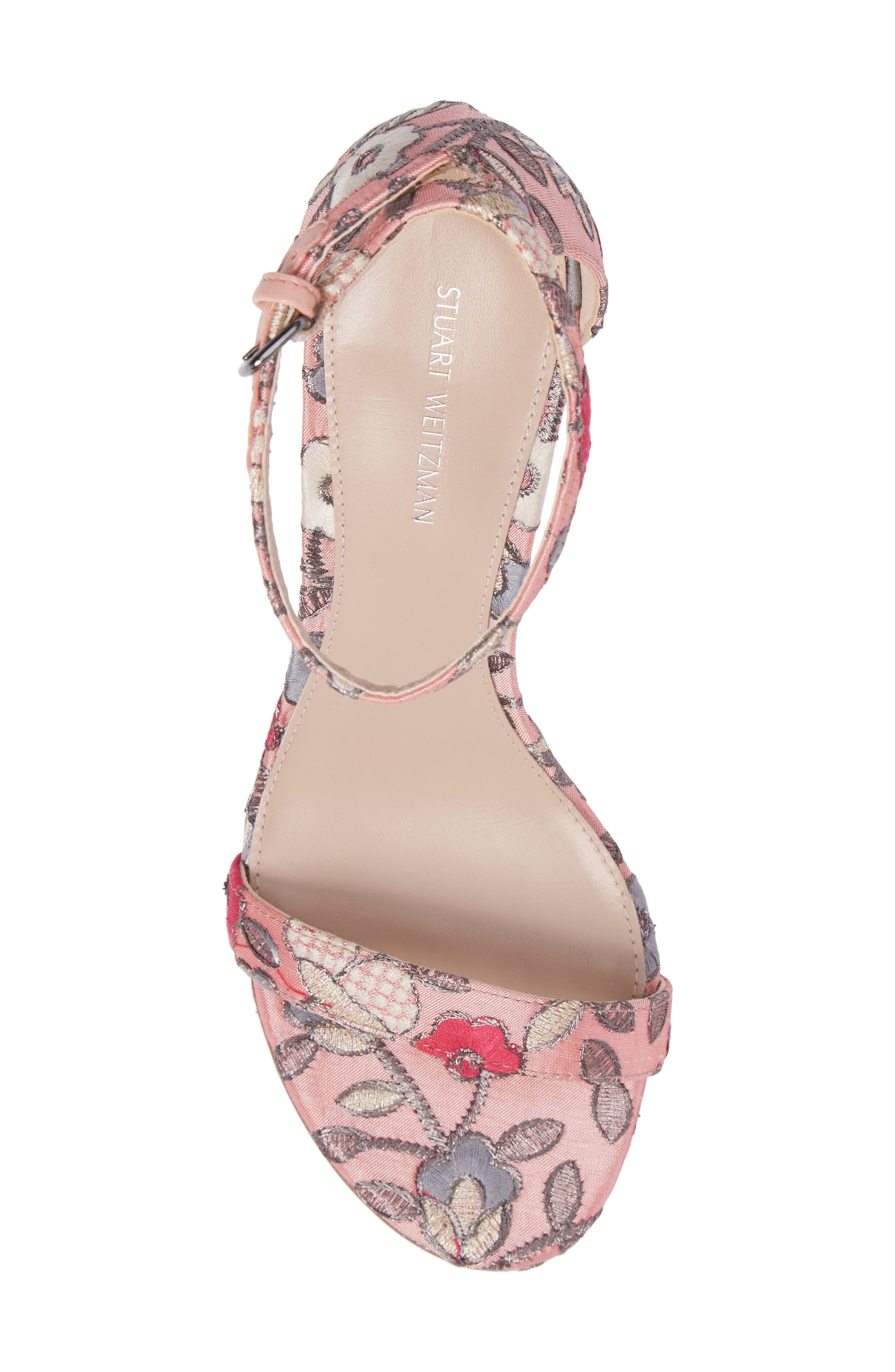NearlyNude Ankle Strap Sandal,                             Alternate thumbnail 116, color,