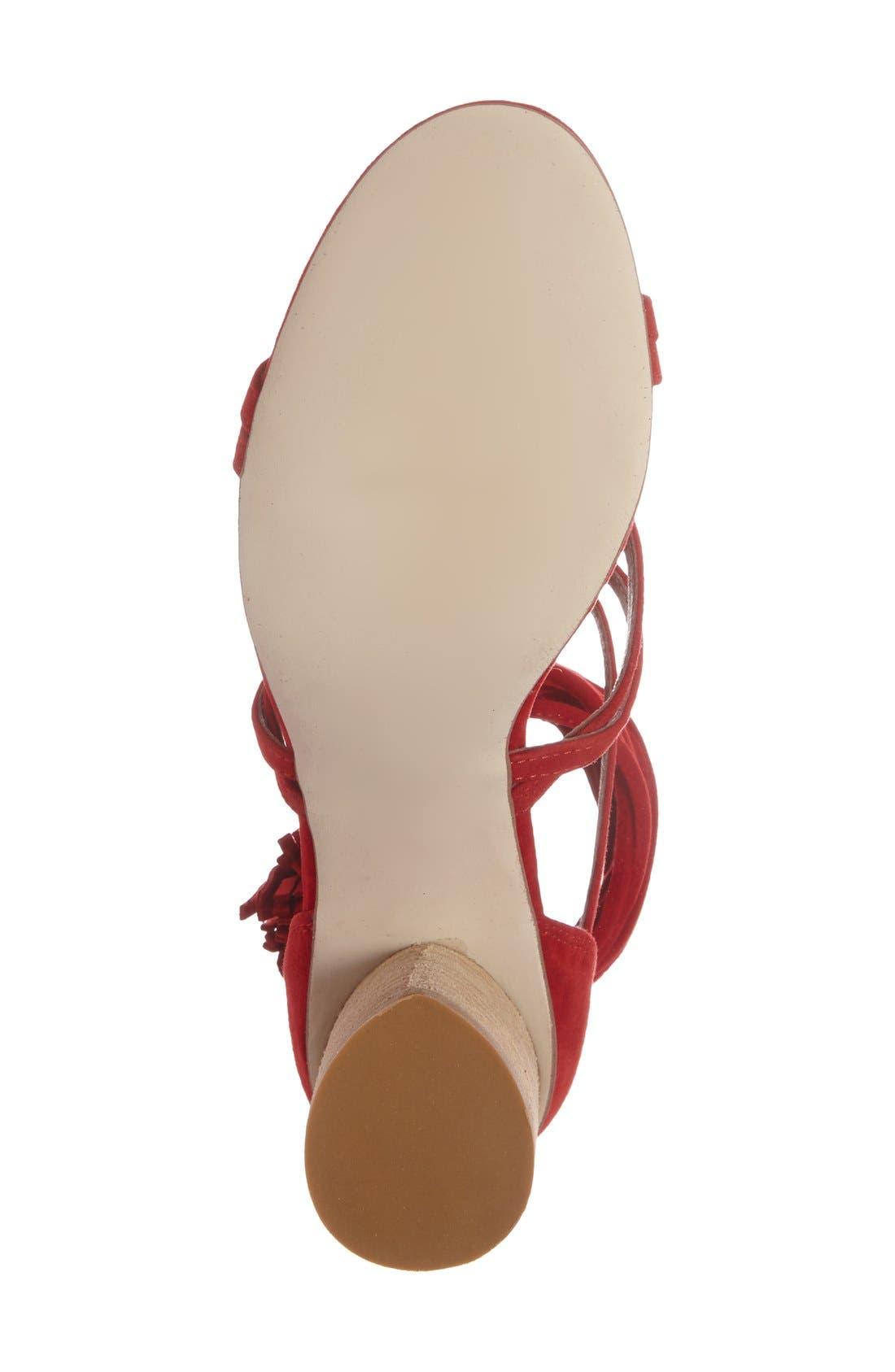'Despina' Strappy Sandal,                             Alternate thumbnail 28, color,