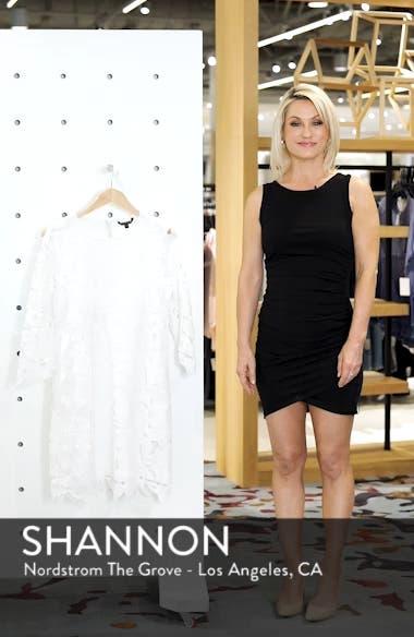 Skye Lace Shift Dress, sales video thumbnail