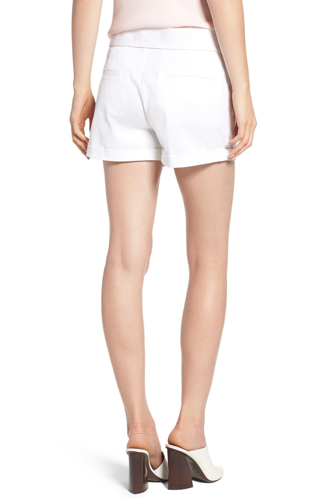 Yelinda Shorts,                             Alternate thumbnail 2, color,                             100