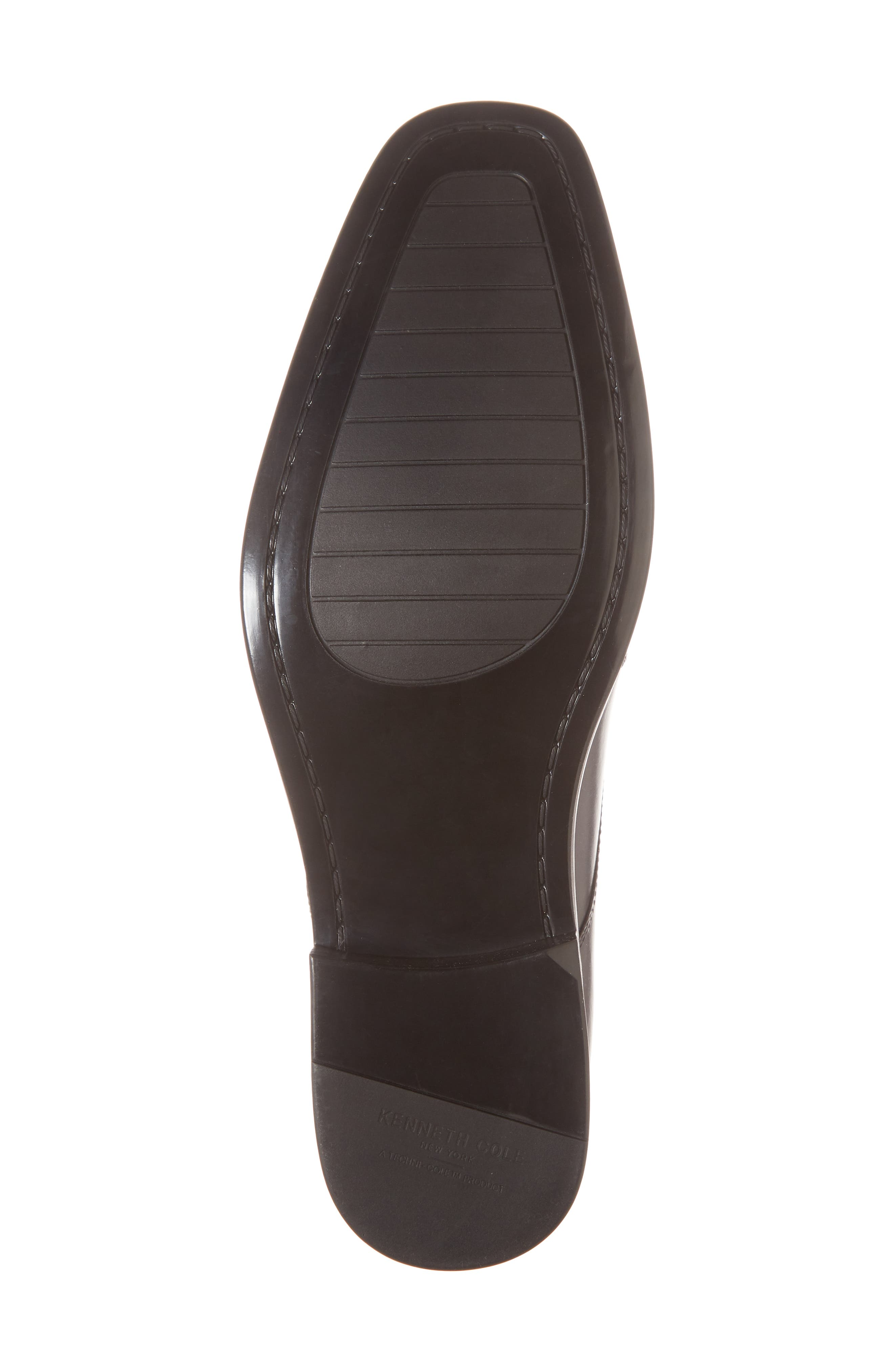 Leisure Time Cap Toe Derby,                             Alternate thumbnail 6, color,                             DARK GREY LEATHER