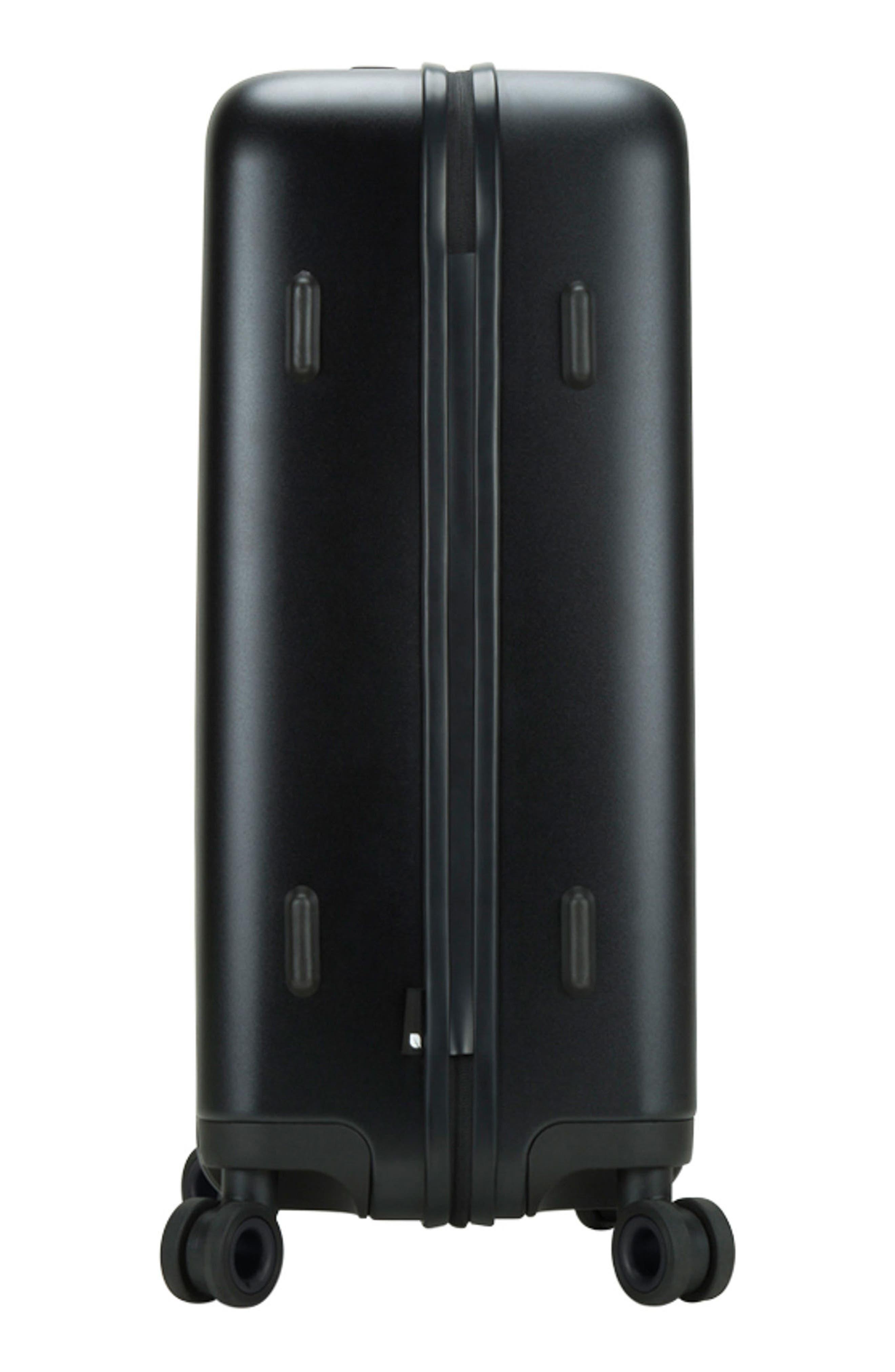 NOVI 31-Inch Hardshell Wheeled Packing Case,                             Alternate thumbnail 3, color,                             BLACK