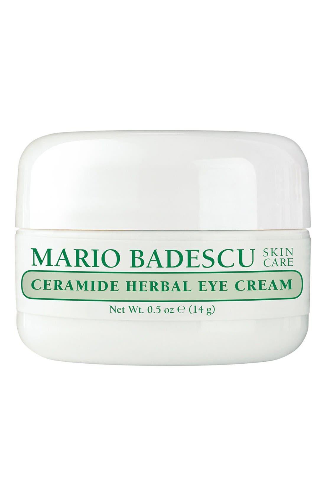 Ceramide Herbal Eye Cream,                             Main thumbnail 1, color,                             NO COLOR
